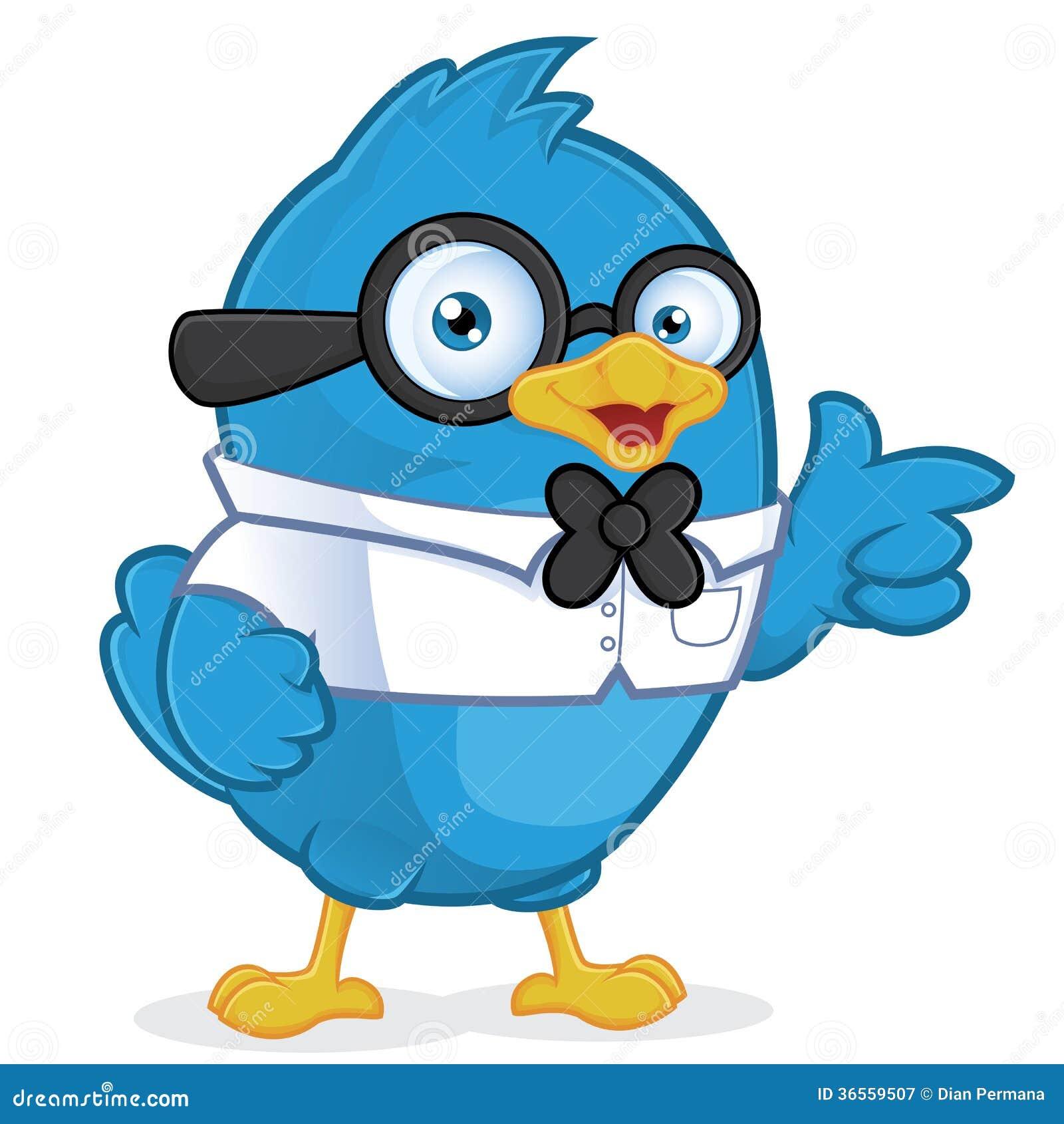 蓝色鸟怪杰