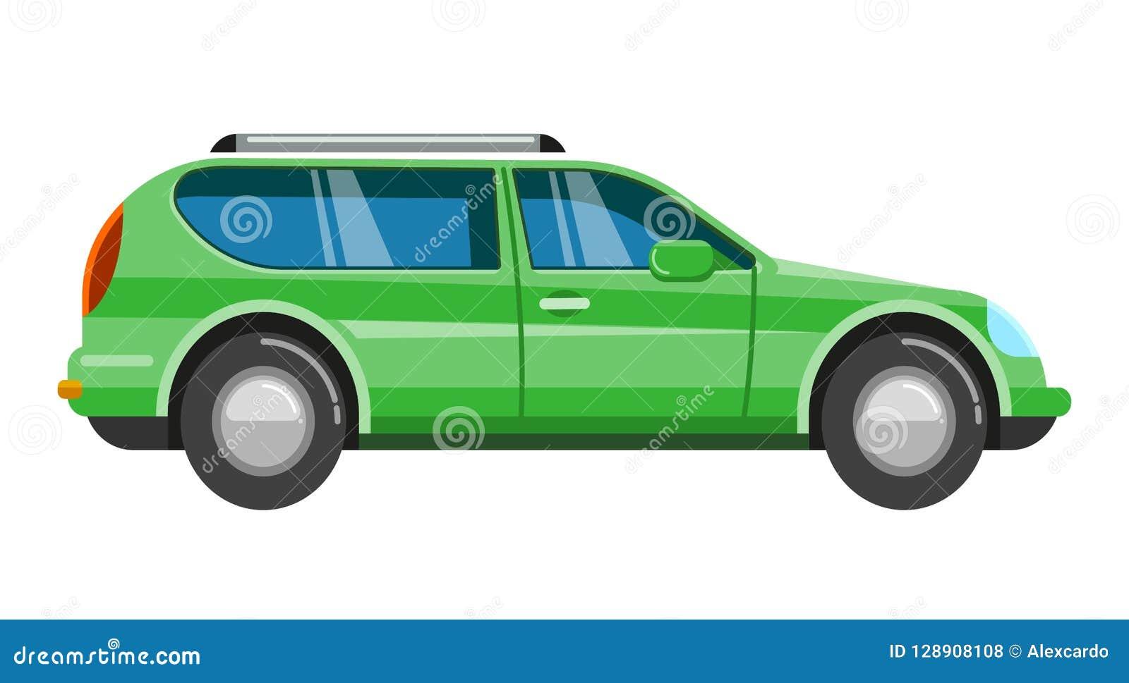 蓝色SUV汽车 吉普家庭跑车汽车体育越野车