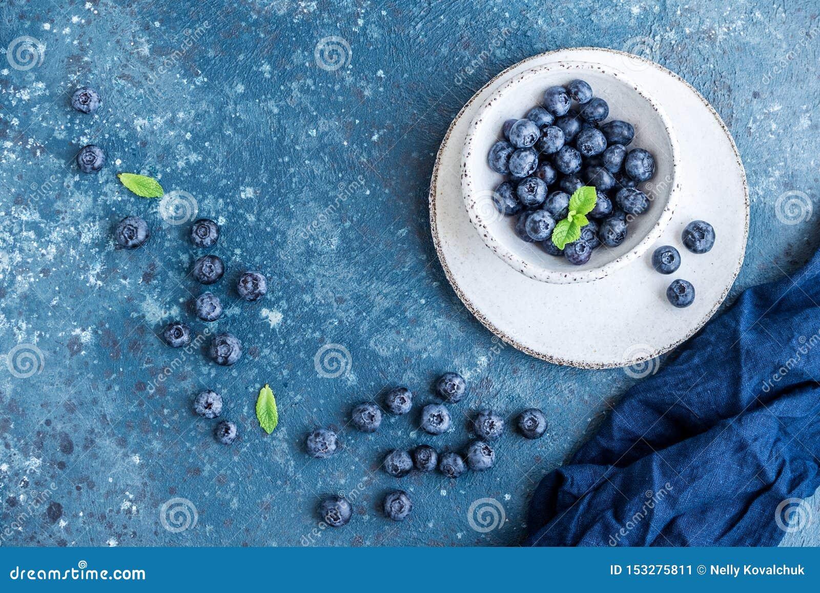 蓝莓抗氧化有机superfood