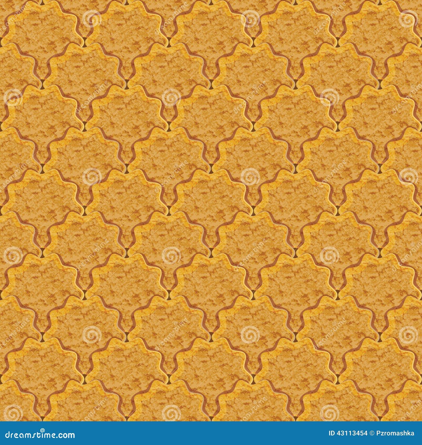 薄脆饼干Rasterized图表无缝的背景