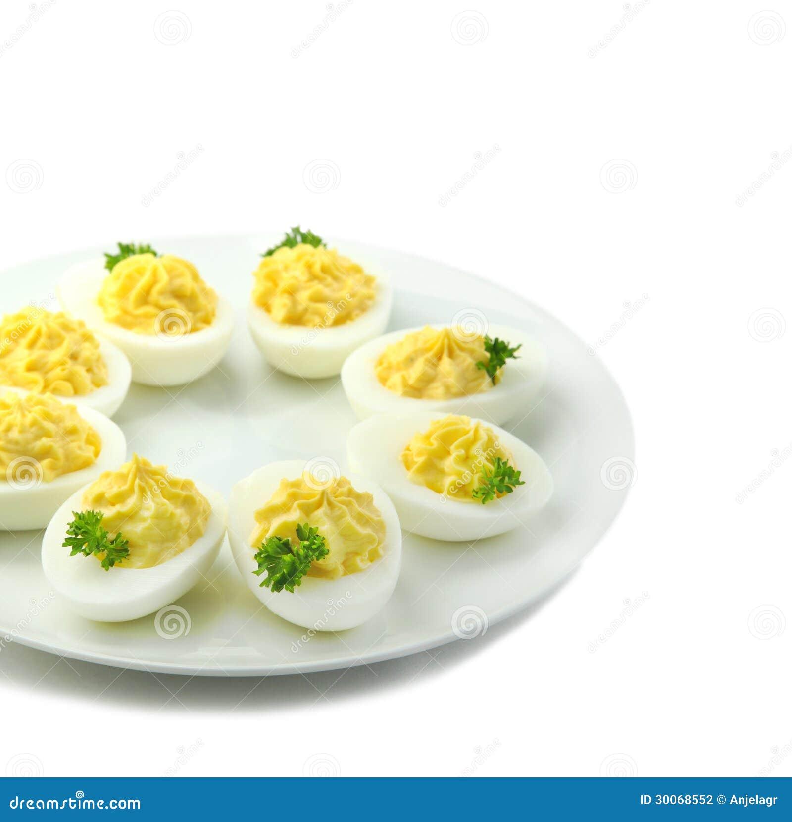 蘸芥末蛋用在板材的荷兰芹