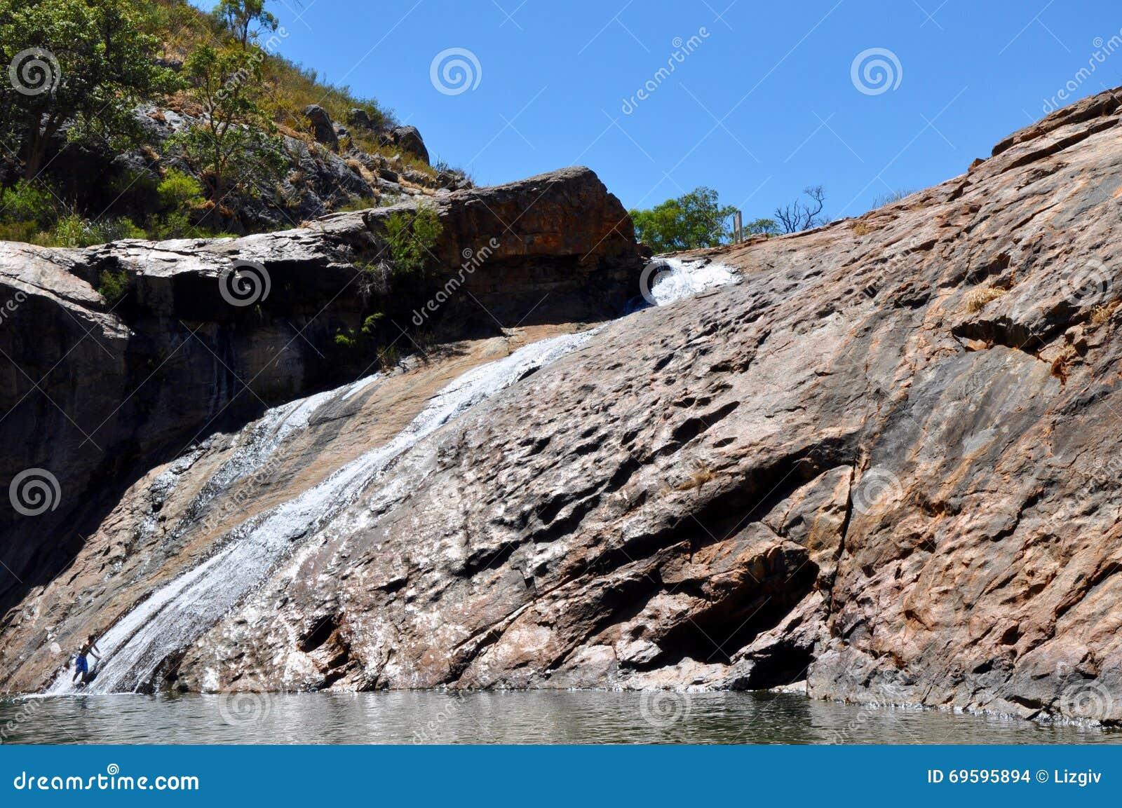 蛇纹石秋天,西澳州