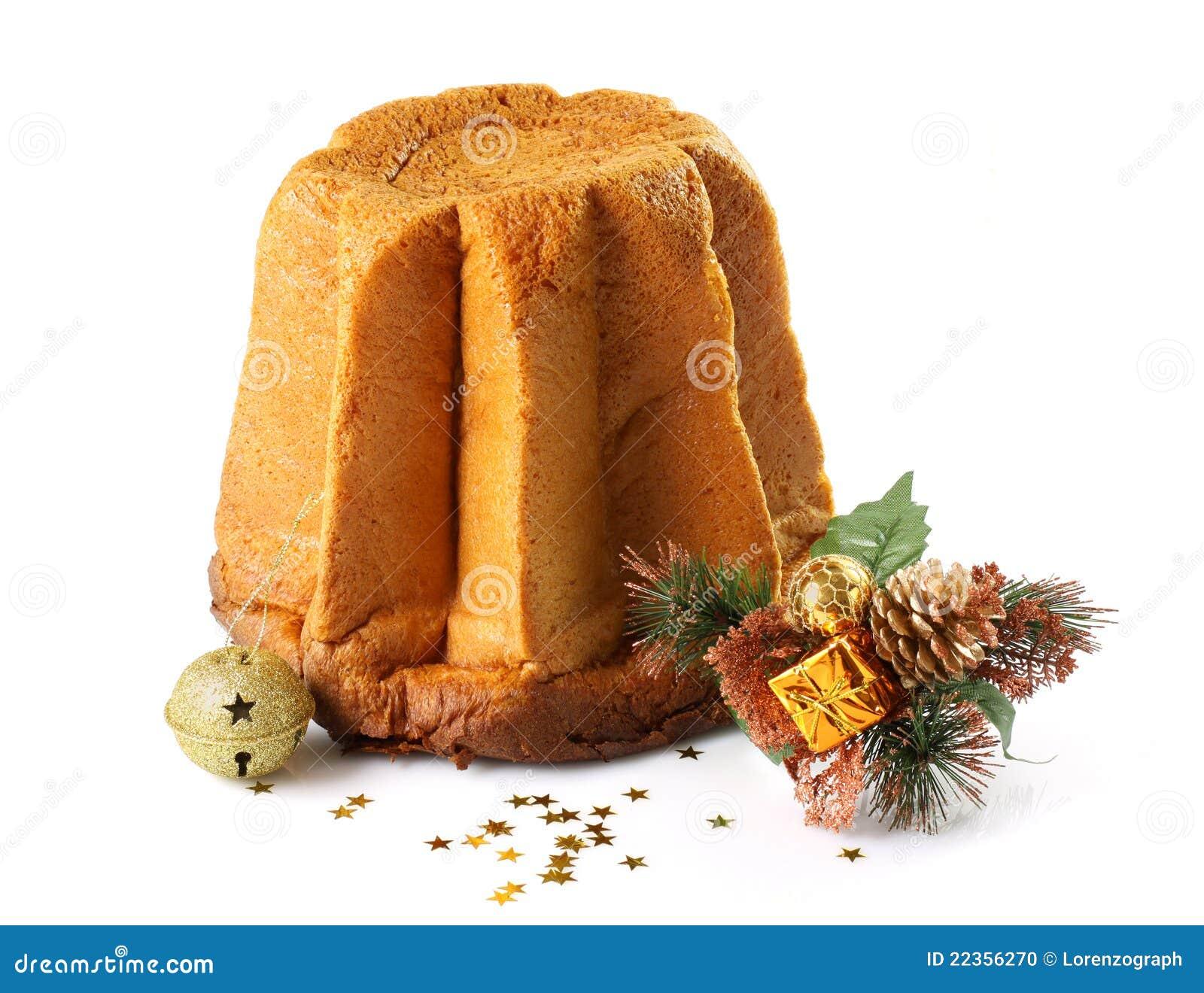 蛋糕圣诞节pandoro