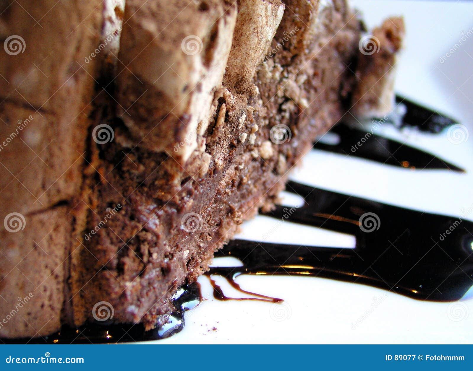 蛋糕巧克力咖啡螺母