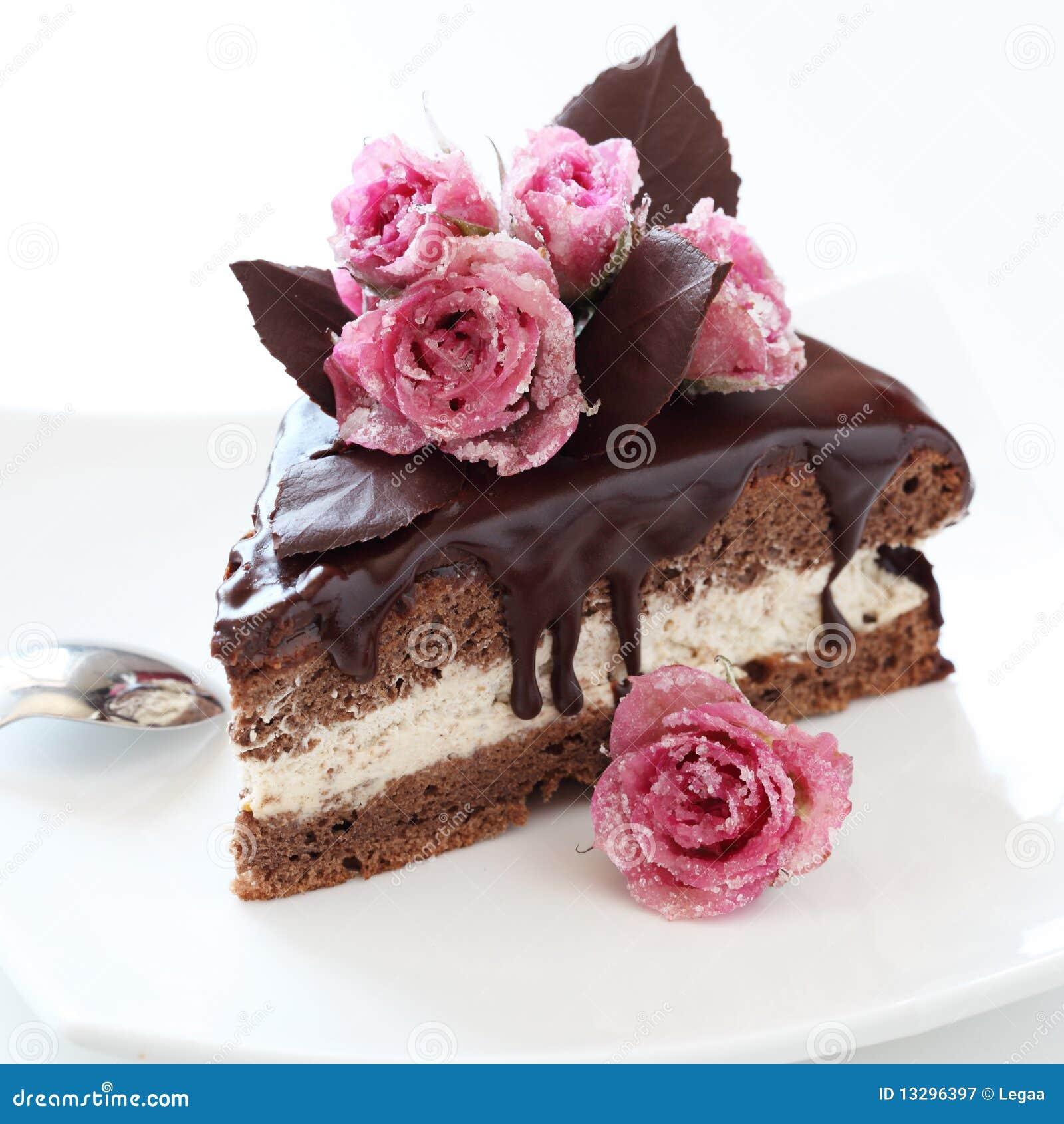 蛋糕巧克力片