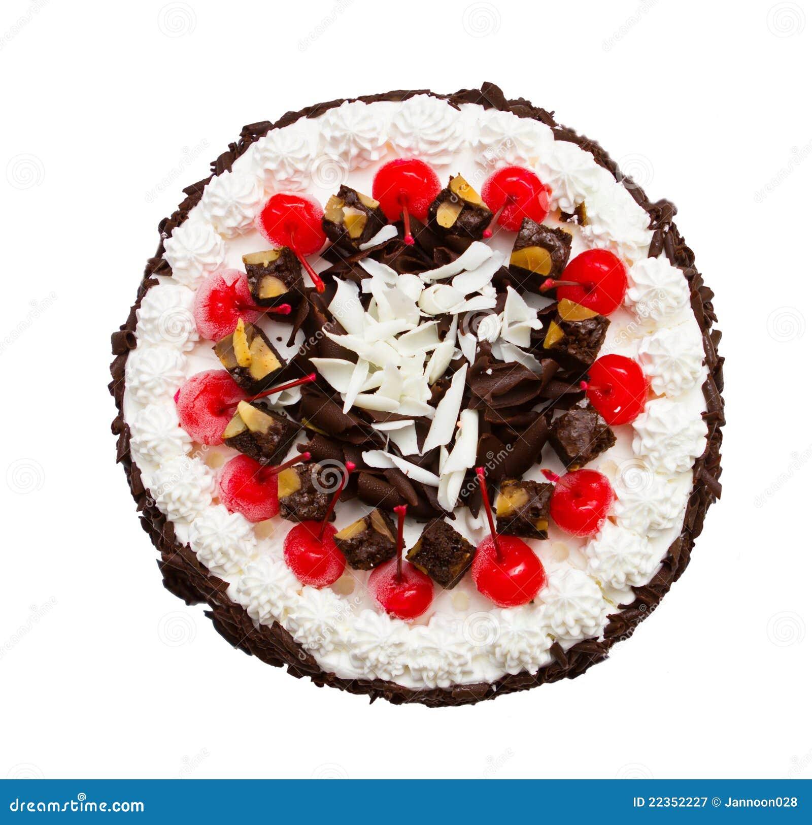 蛋糕巧克力