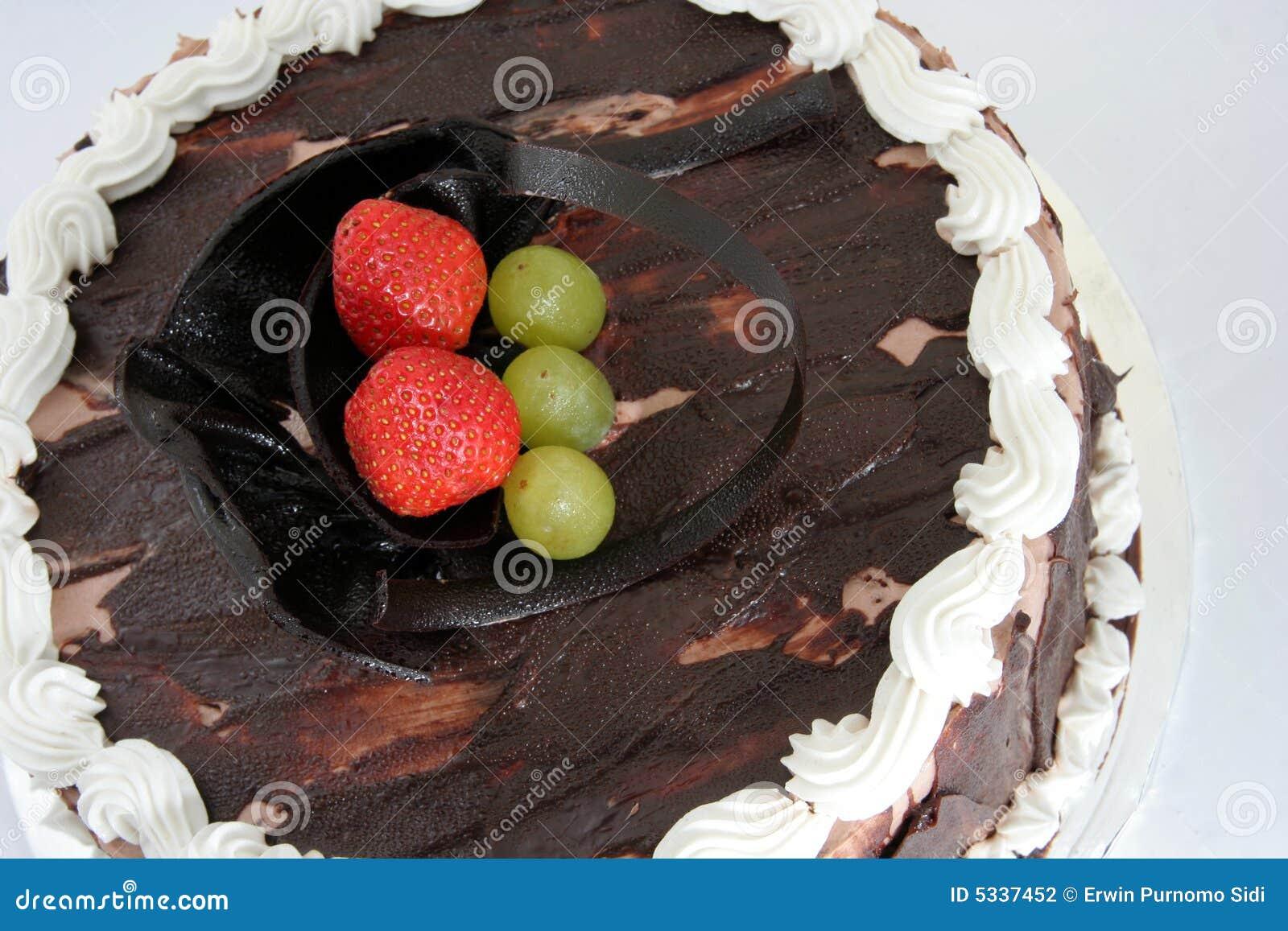 蛋糕巧克力sacher