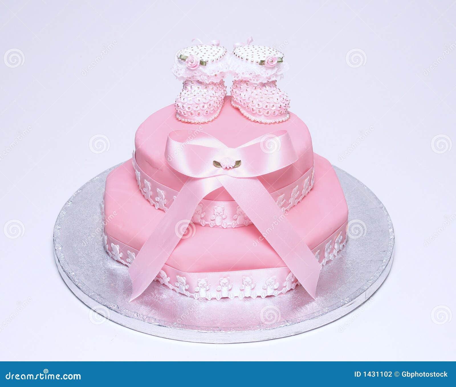 蛋糕洗礼仪式