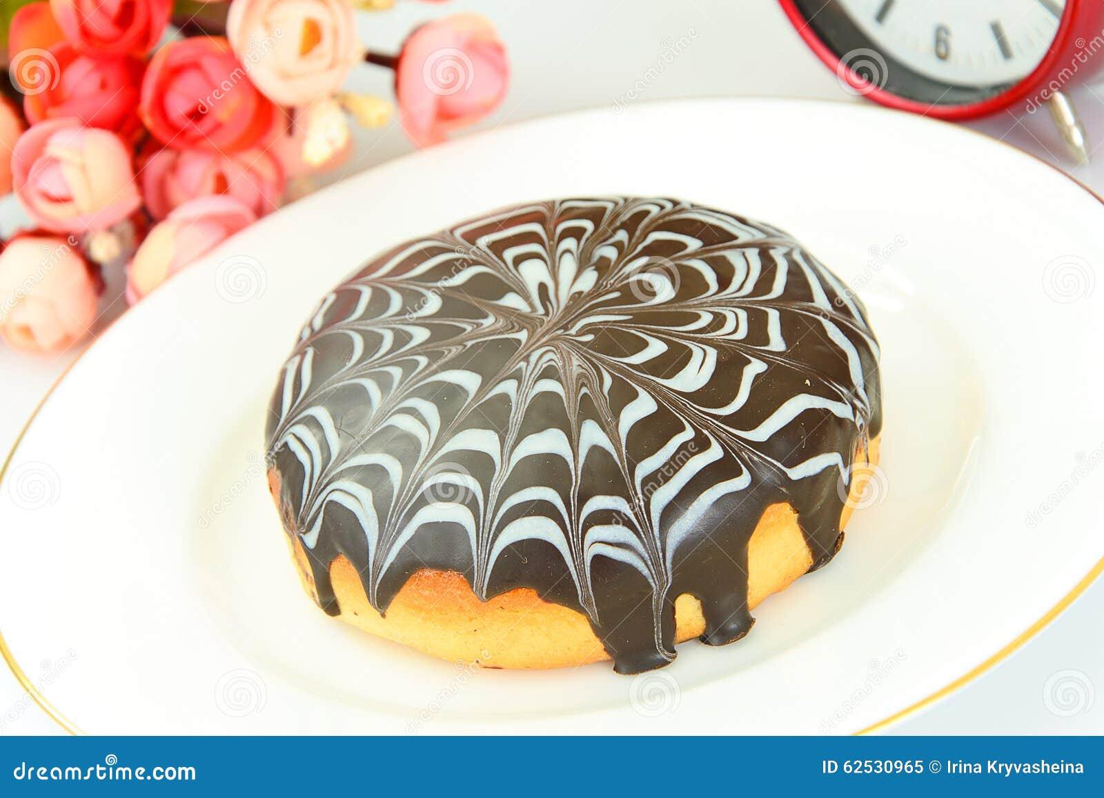 蛋糕用在板材的巧克力