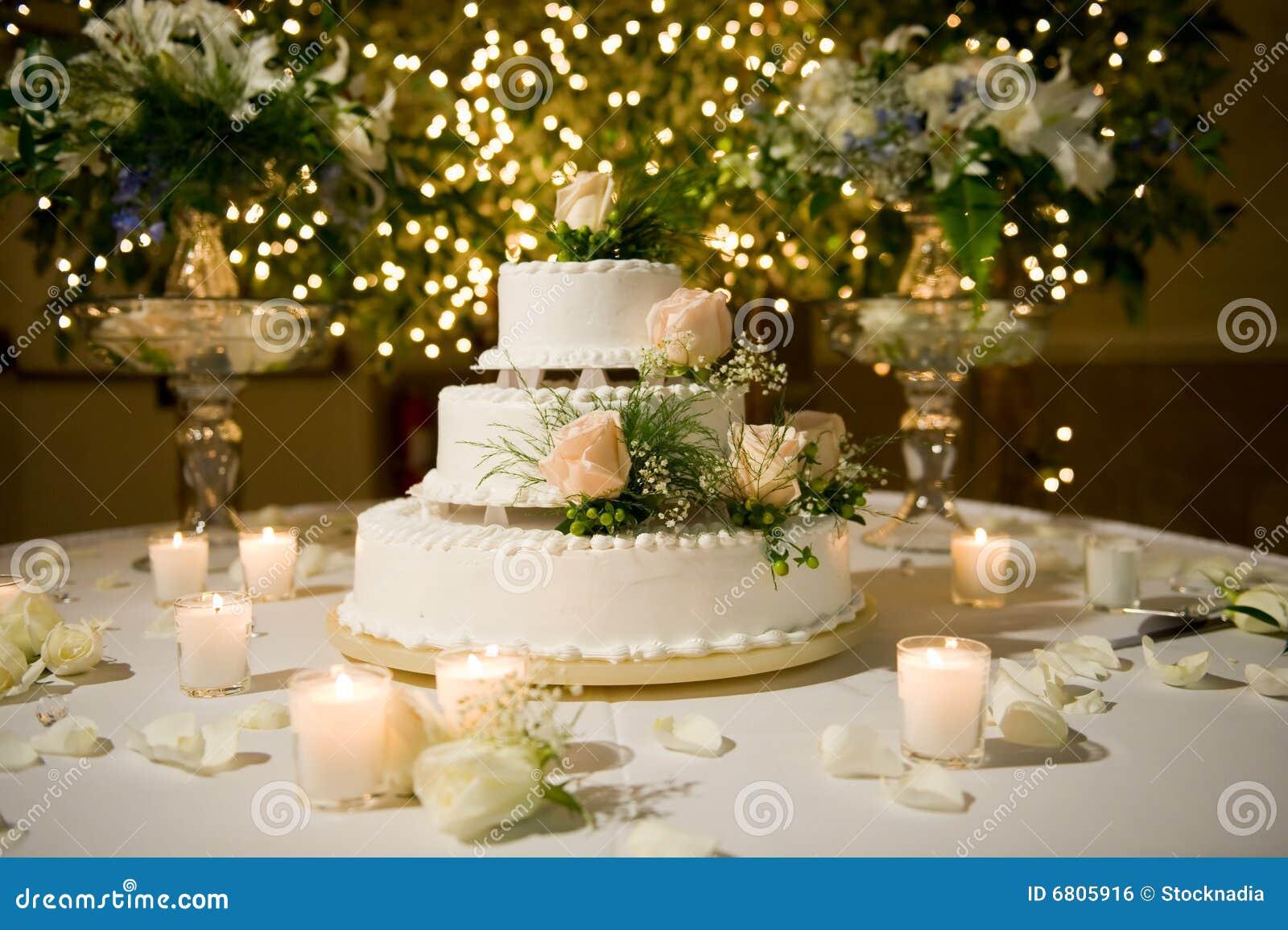 蛋糕装饰了表婚礼
