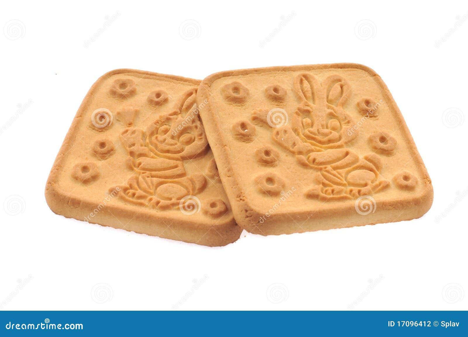 蜂蜜,查出的牛奶曲奇饼