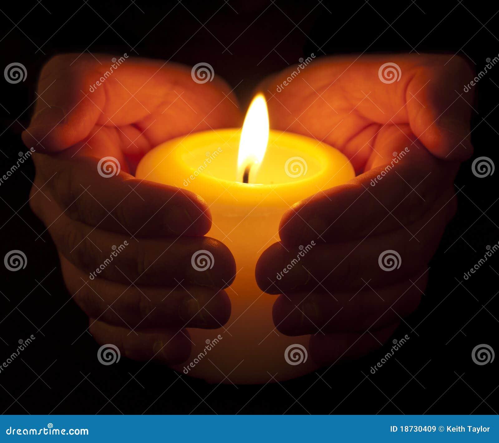 蜡烛杯形现有量温暖