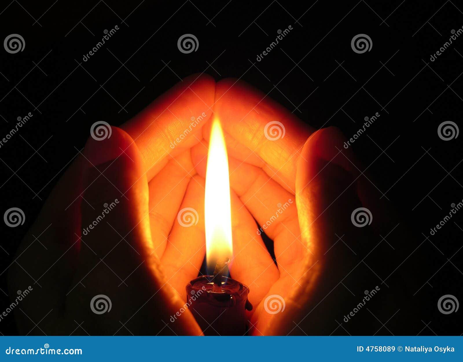 蜡烛现有量