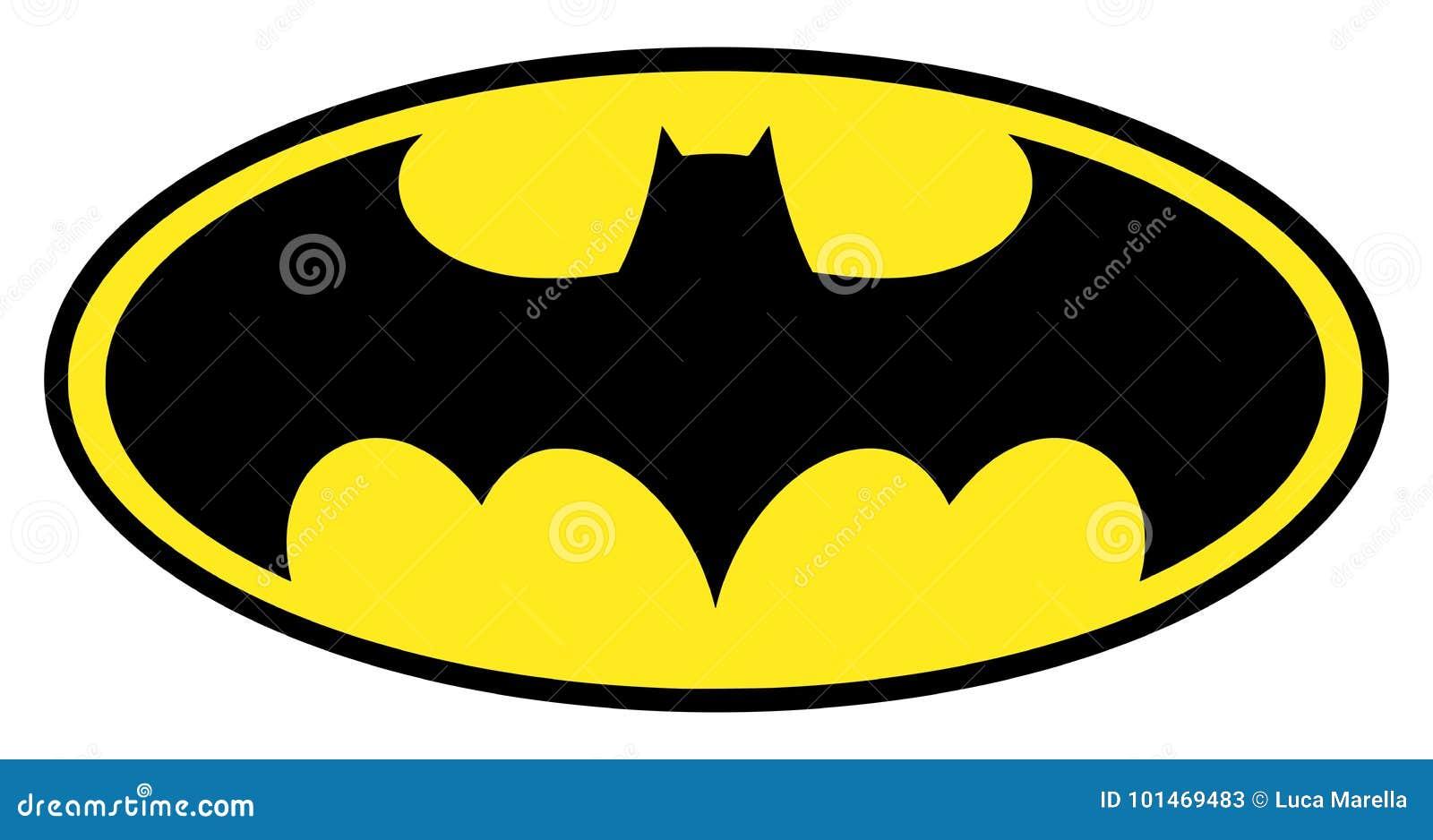 蝙蝠侠商标