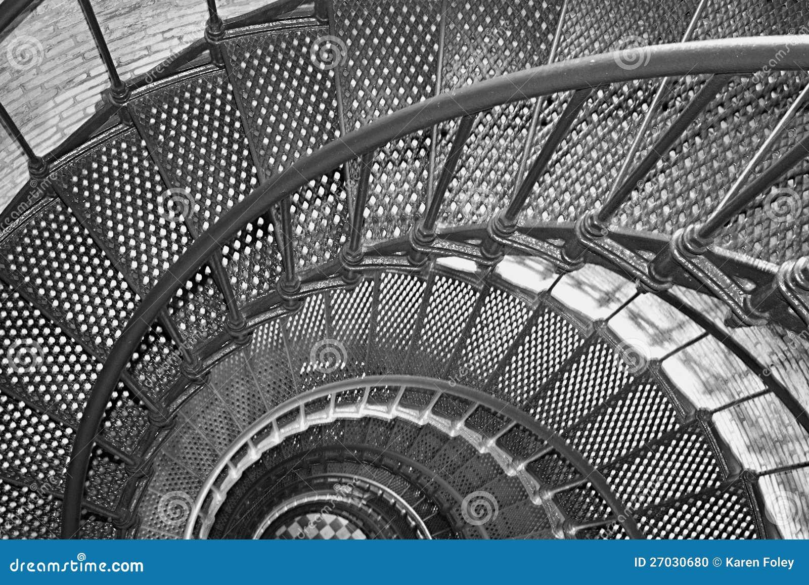 螺旋形楼梯