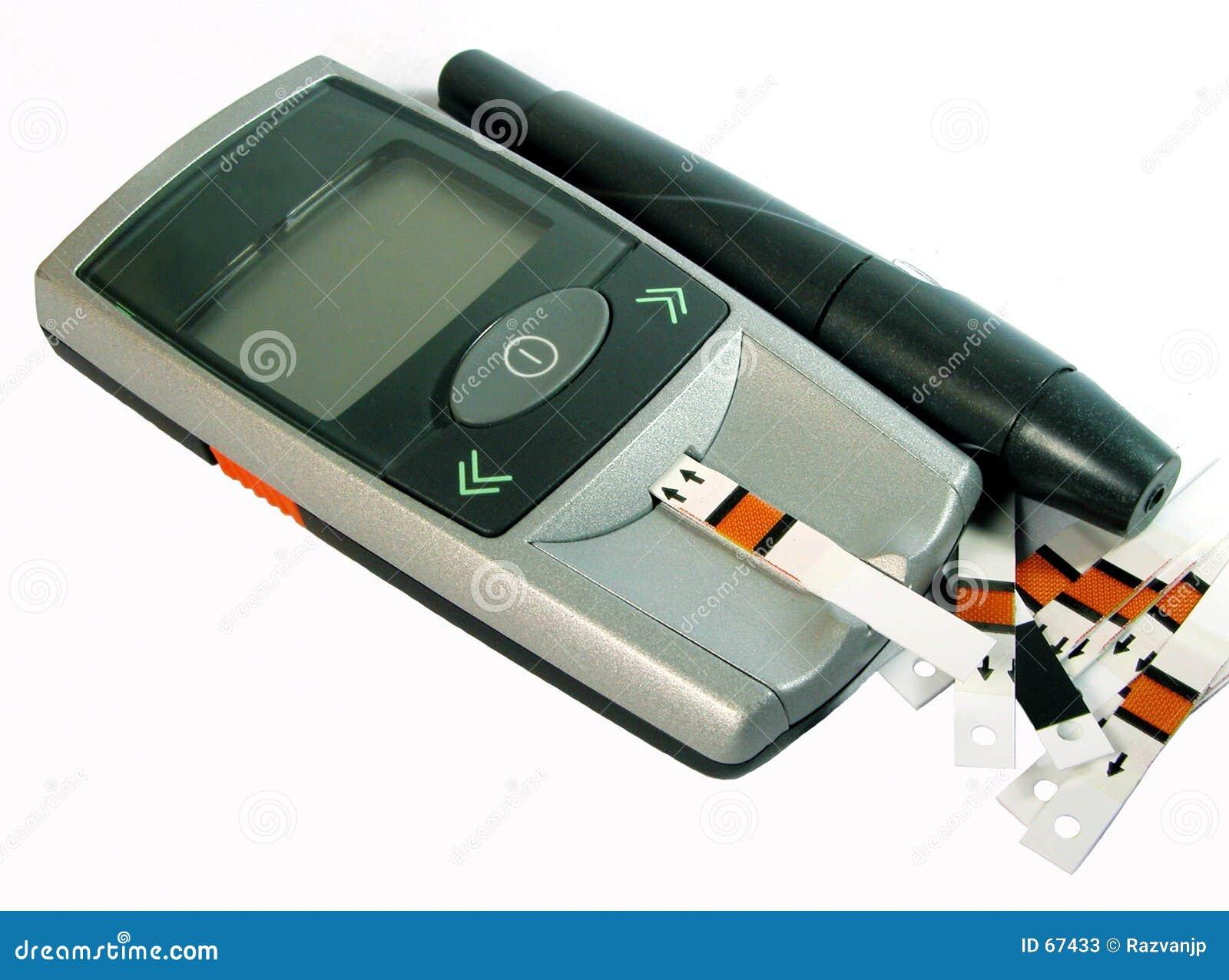 血液设备葡萄糖监控