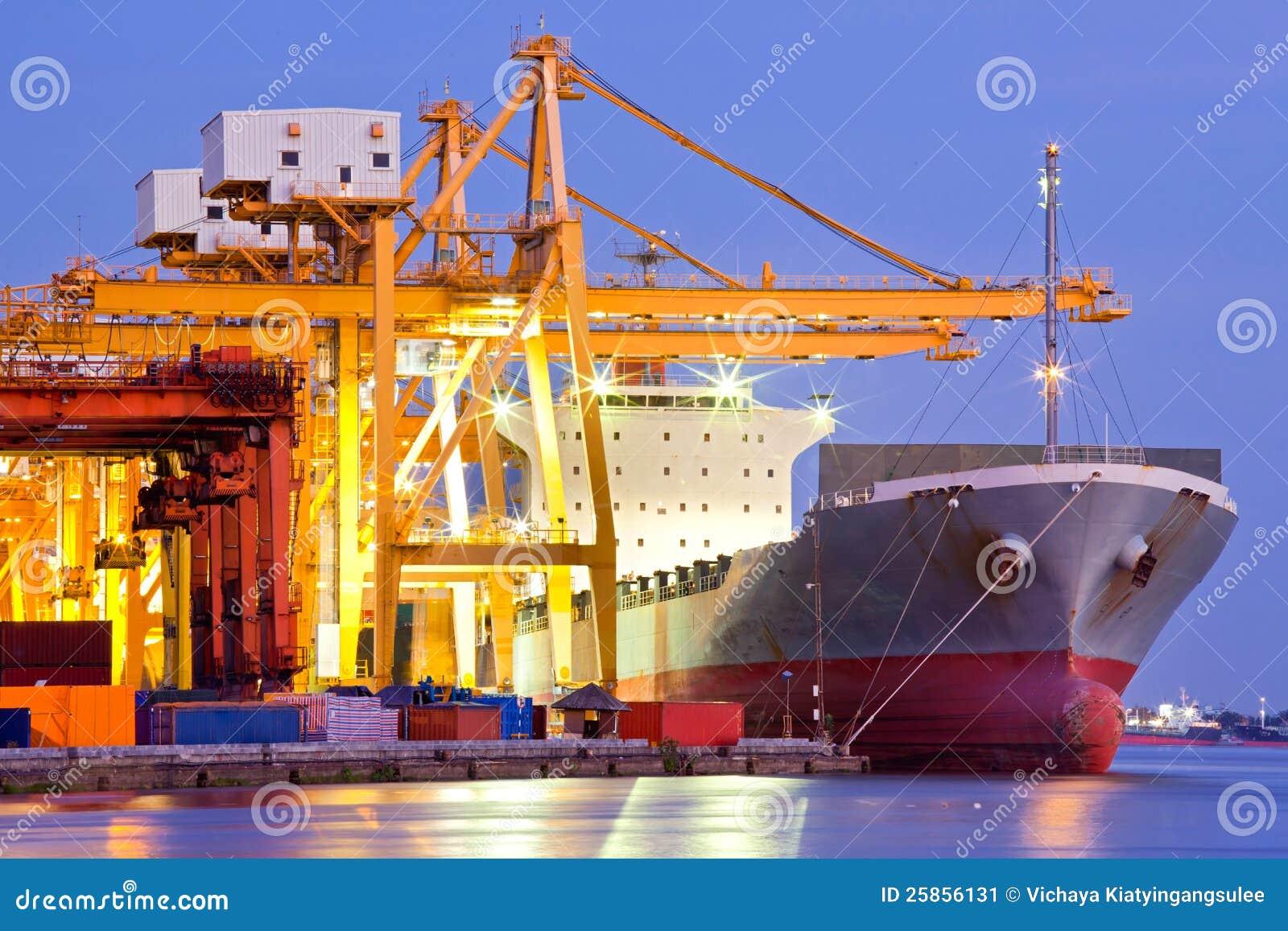 行业容器货船