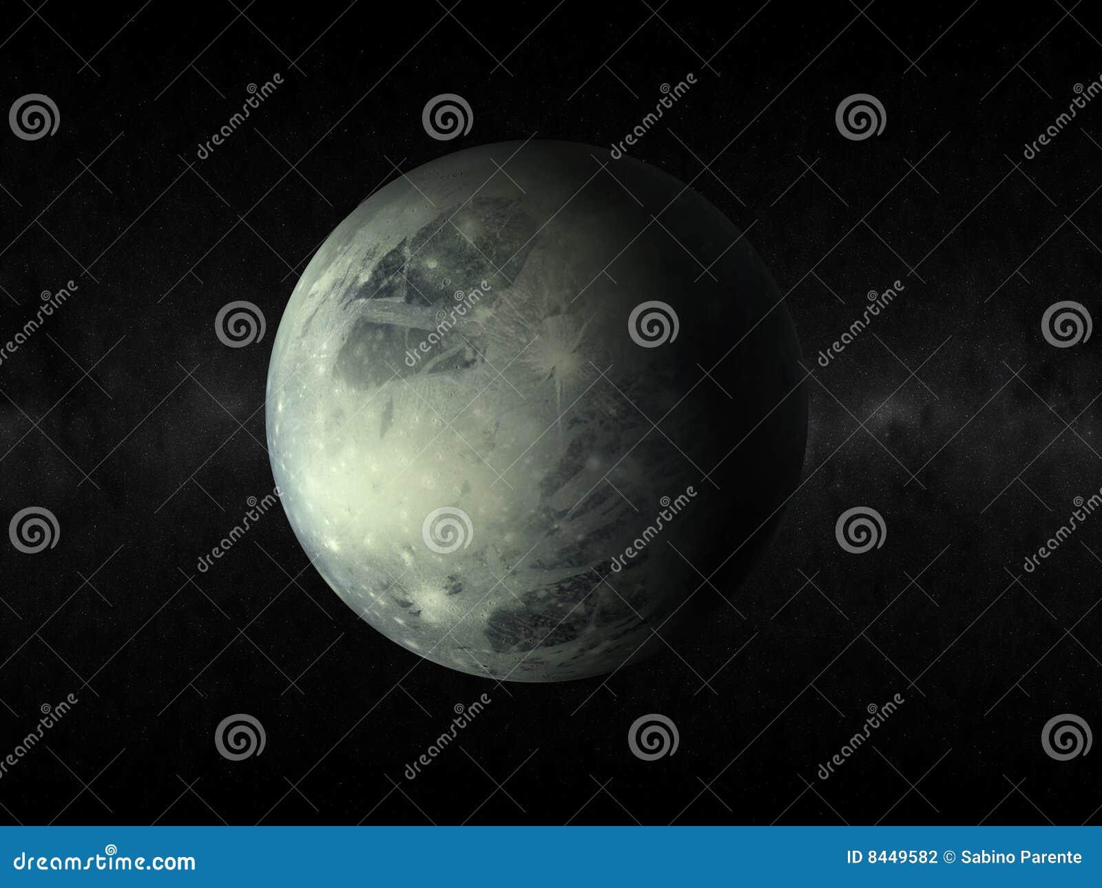 行星冥王星
