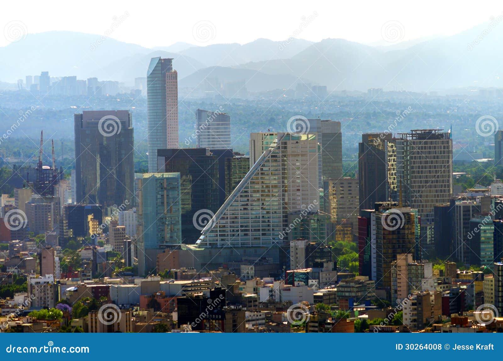 街市墨西哥城