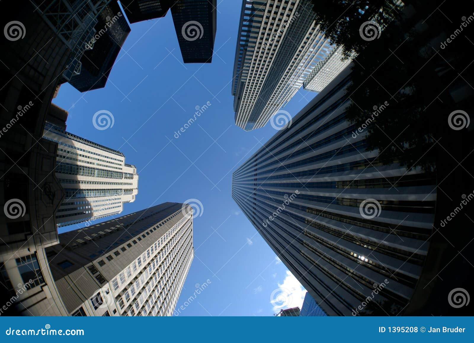 街市摩天大楼