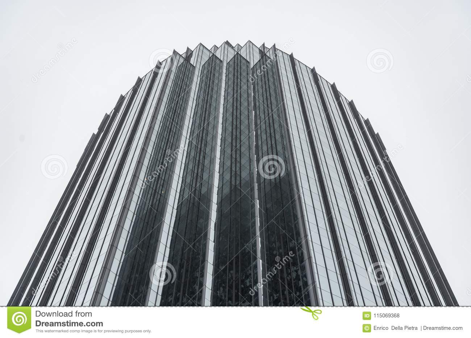 街市波士顿` s谨慎塔