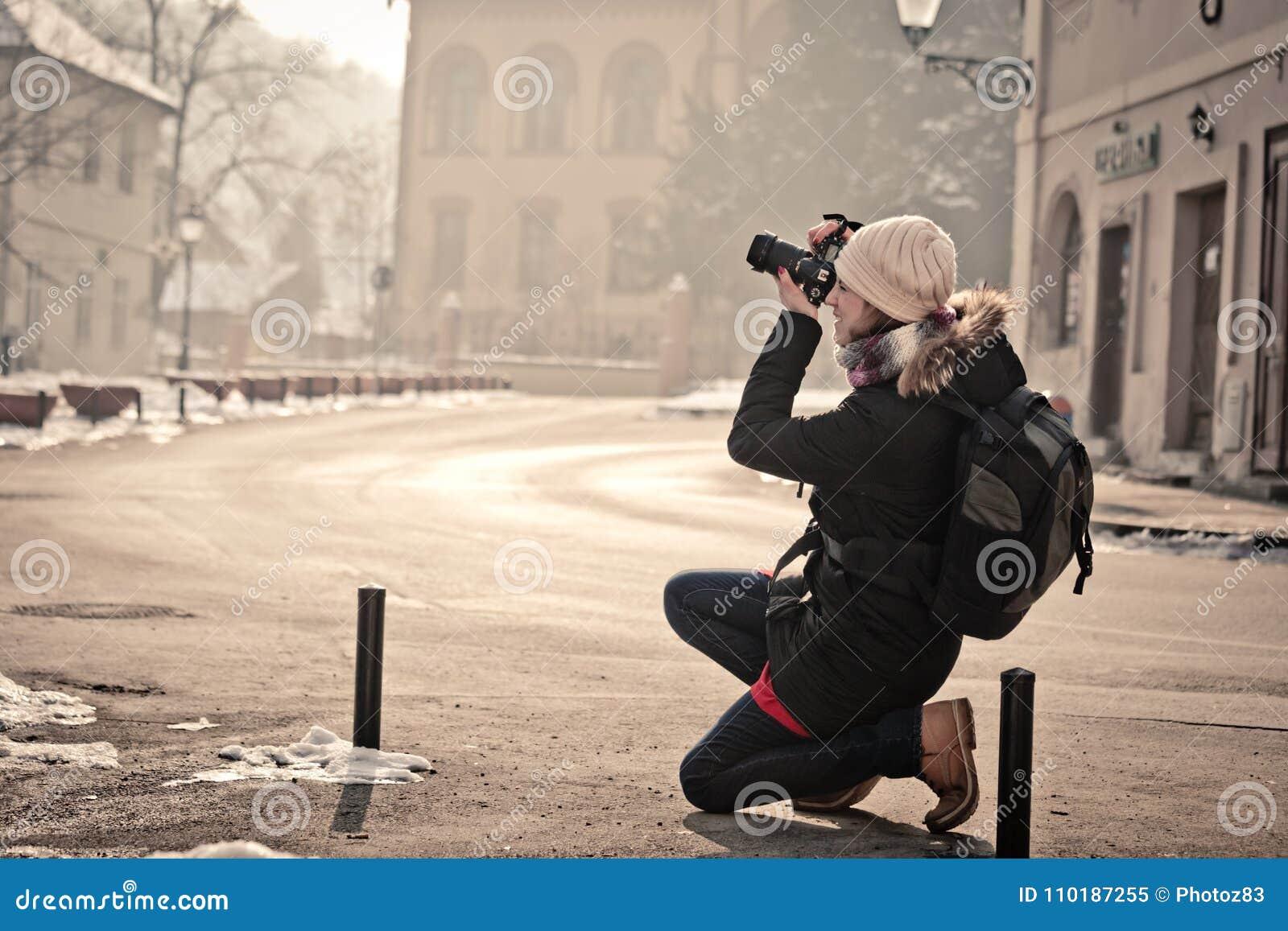 街道摄影师