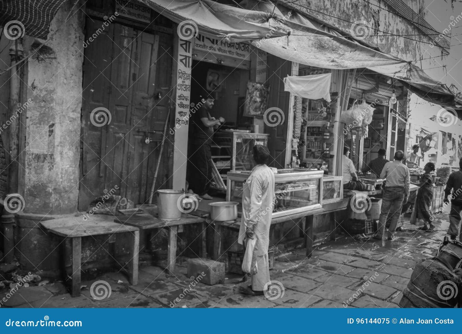 街道生活在印度,瓦腊纳西