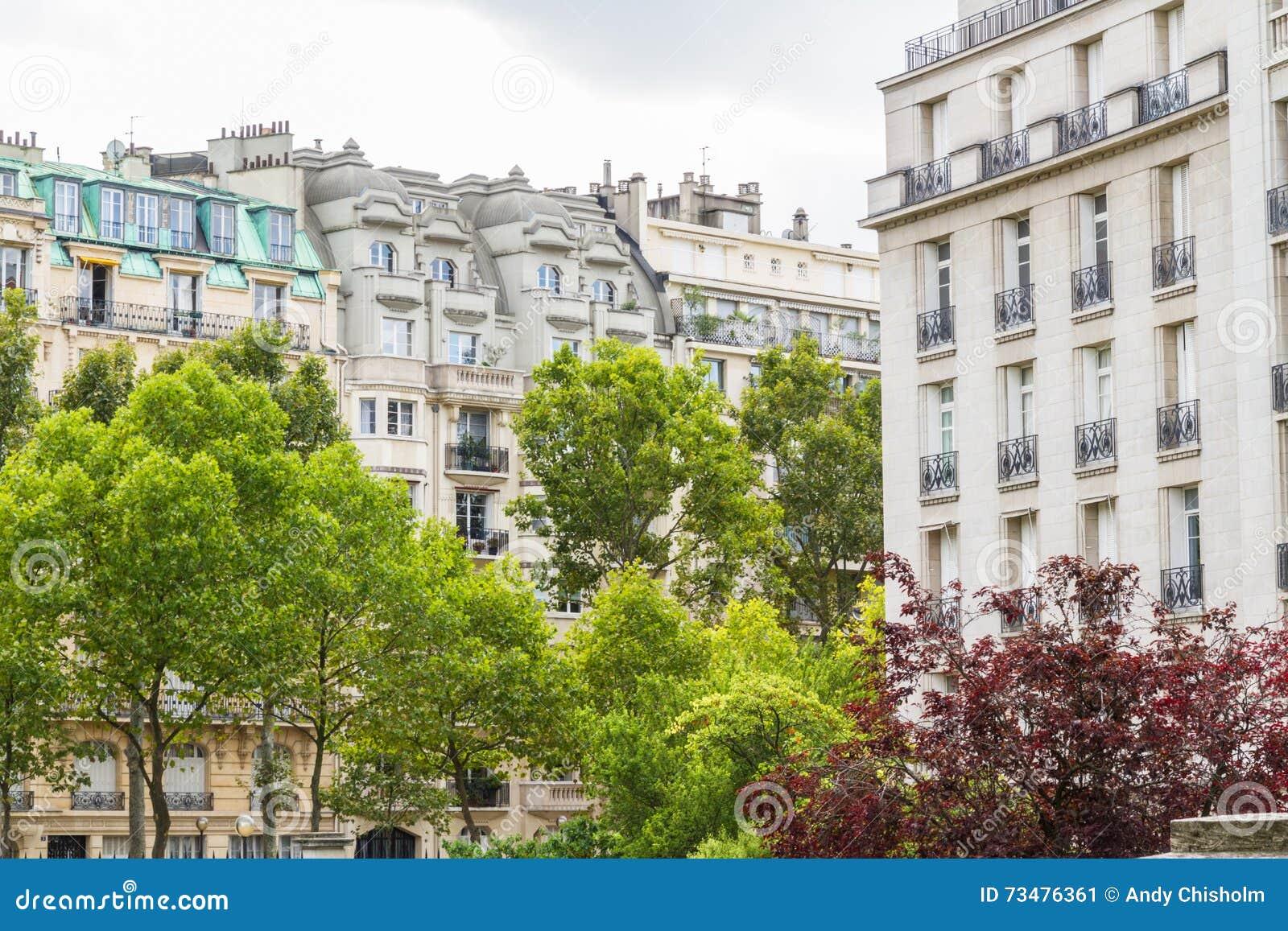 街道视图,巴黎