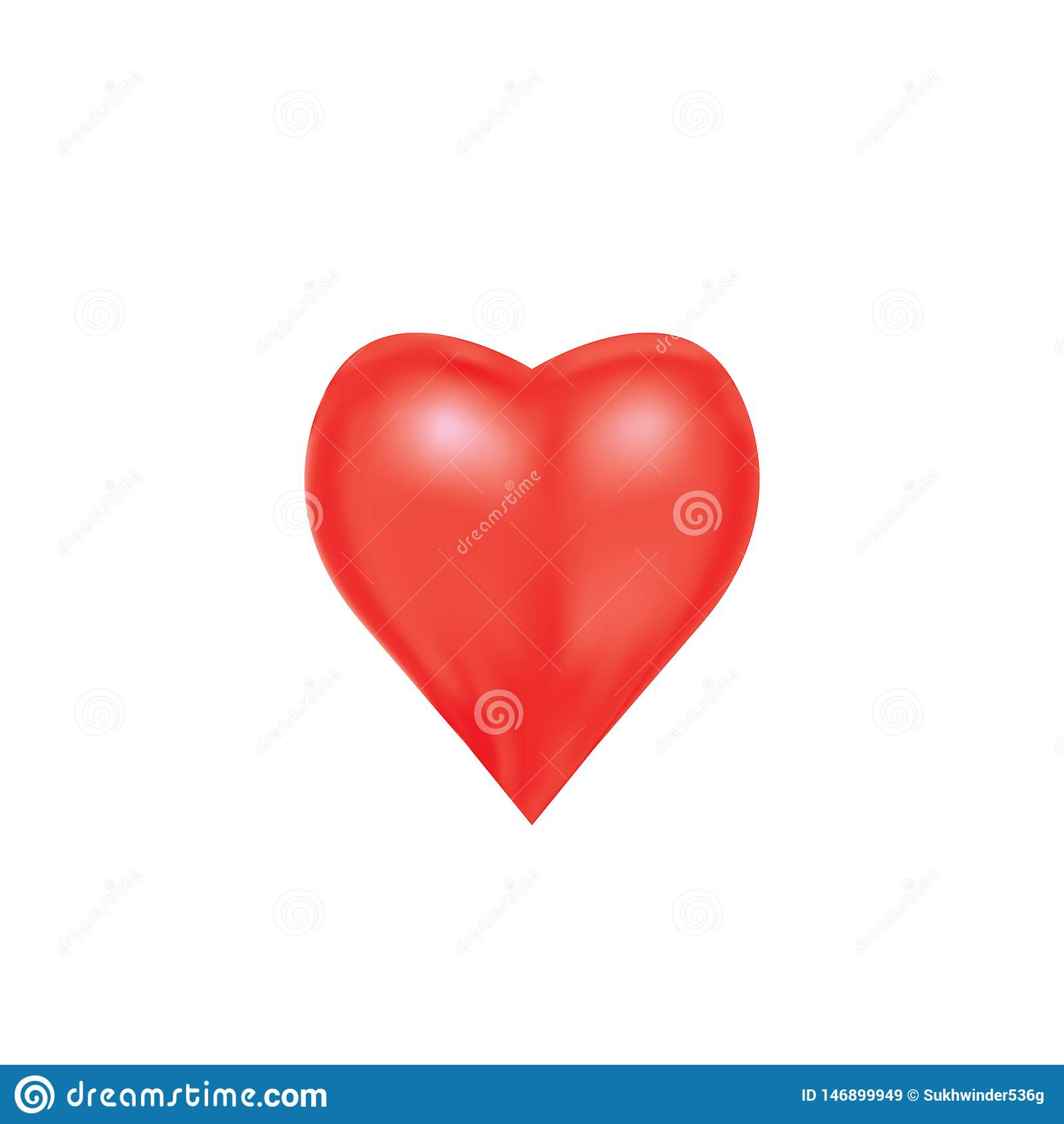 表现出的爱的情感心脏