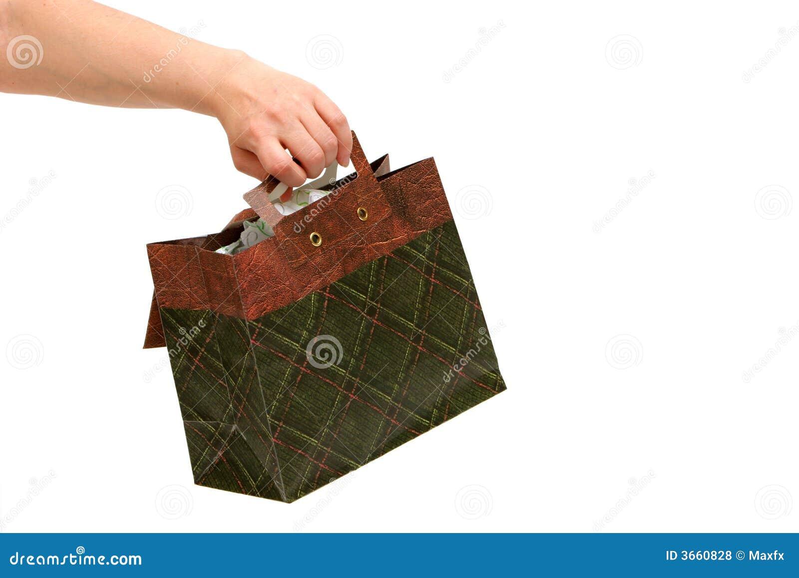 袋子礼品藏品妇女