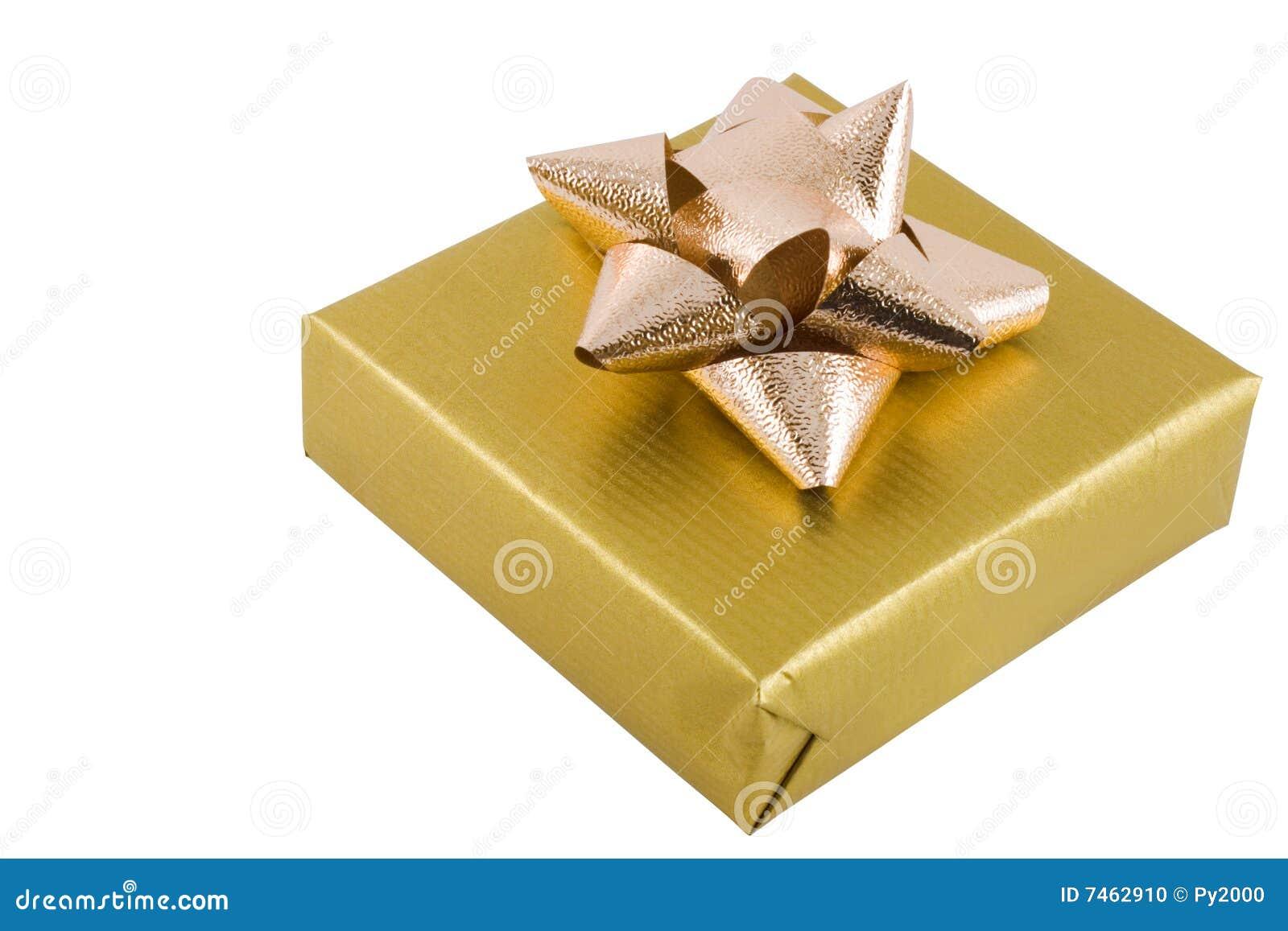 被包裹的礼品
