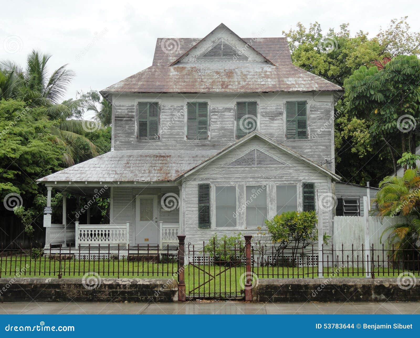 被困扰的议院在佛罗里达
