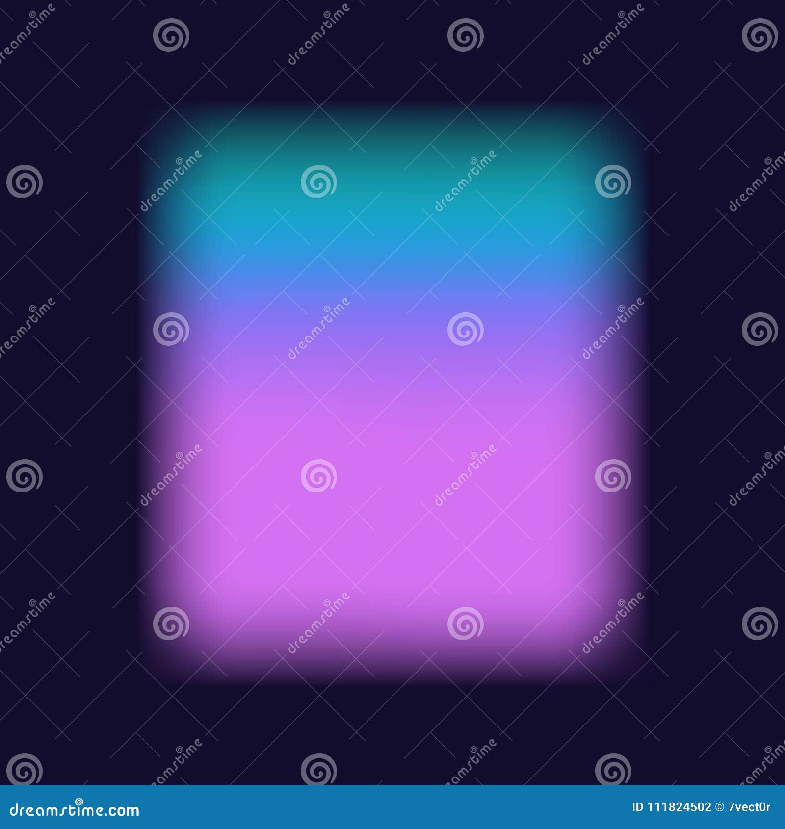 被弄脏的软的充满活力的桃红色紫色tuquoise色板显示光滑的梯度流程纹理