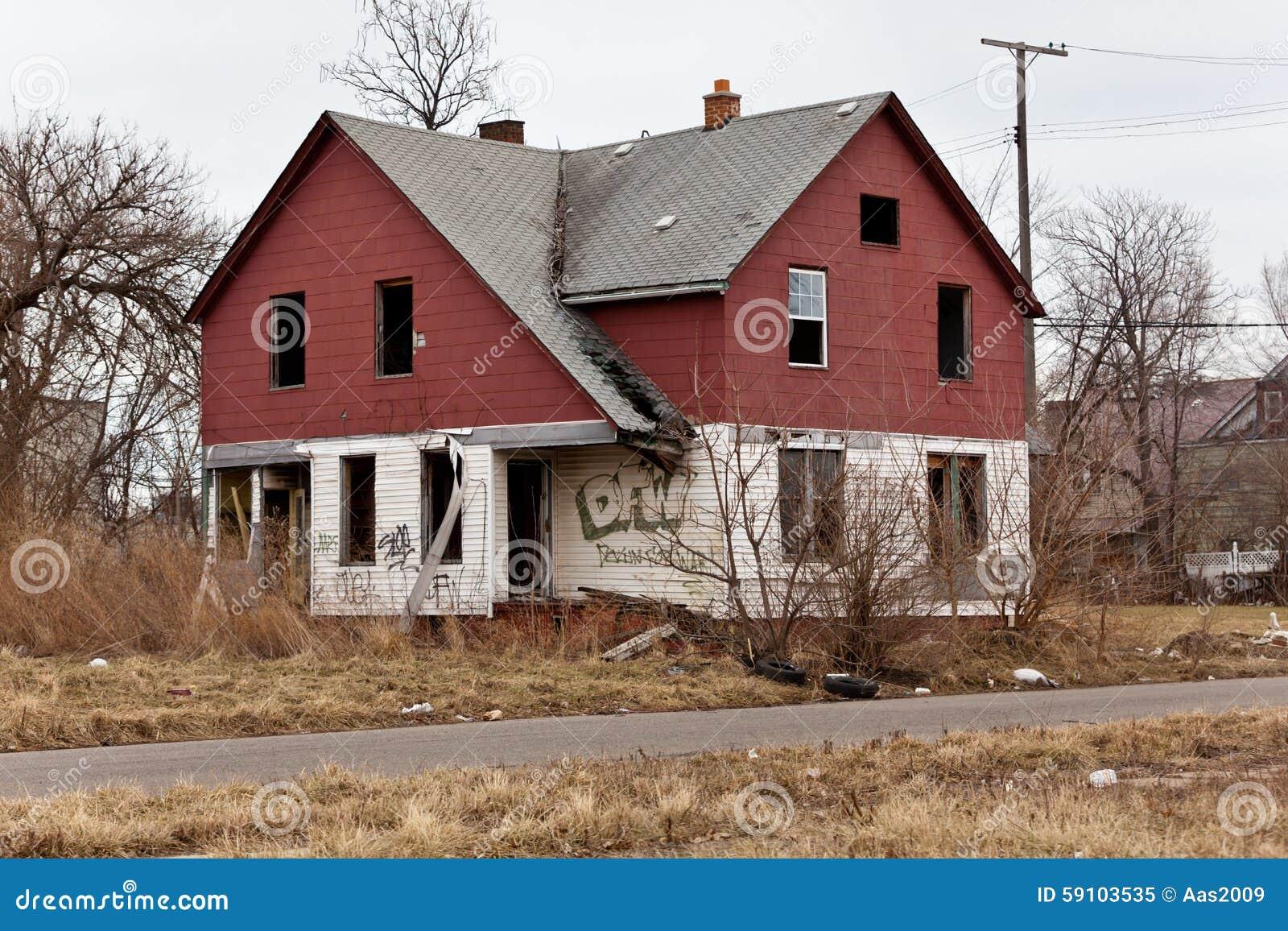 被放弃的大厦