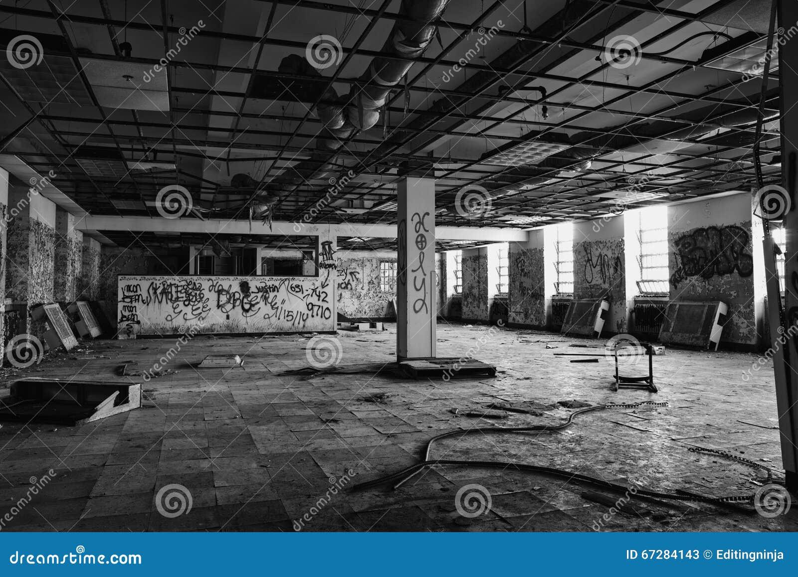 被放弃的娱乐中心