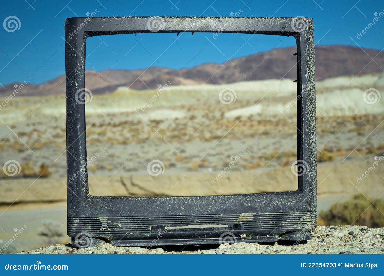 被放弃的电视