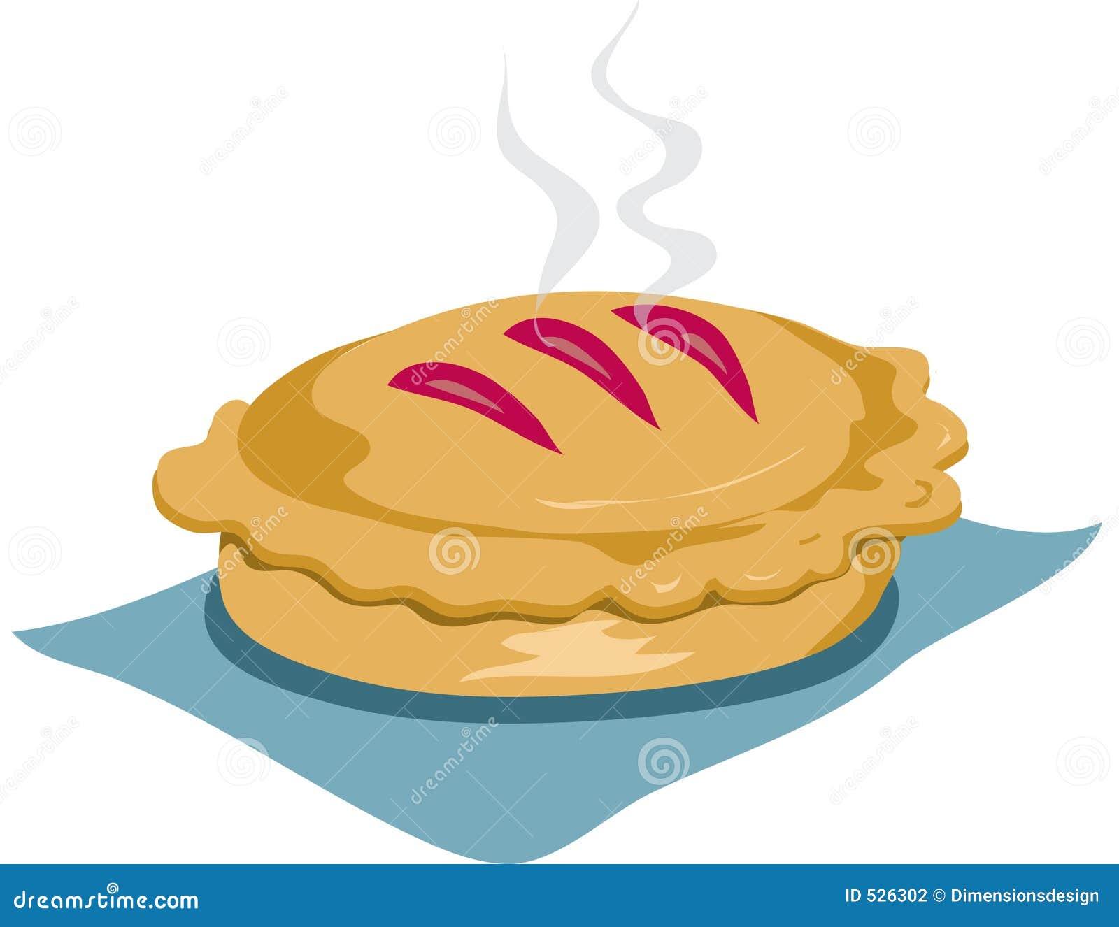 Download 被烘烤的新鲜的饼 库存例证. 插画 包括有 平底锅, 厨师, 樱桃, 祖母, 新鲜, 点心, 申请人, 温暖 - 526302