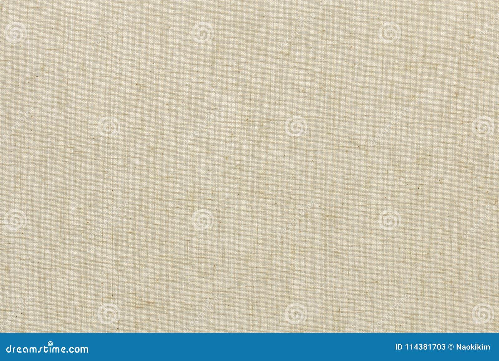 被编织的帆布或自然样式葡萄酒亚麻制纹理背景