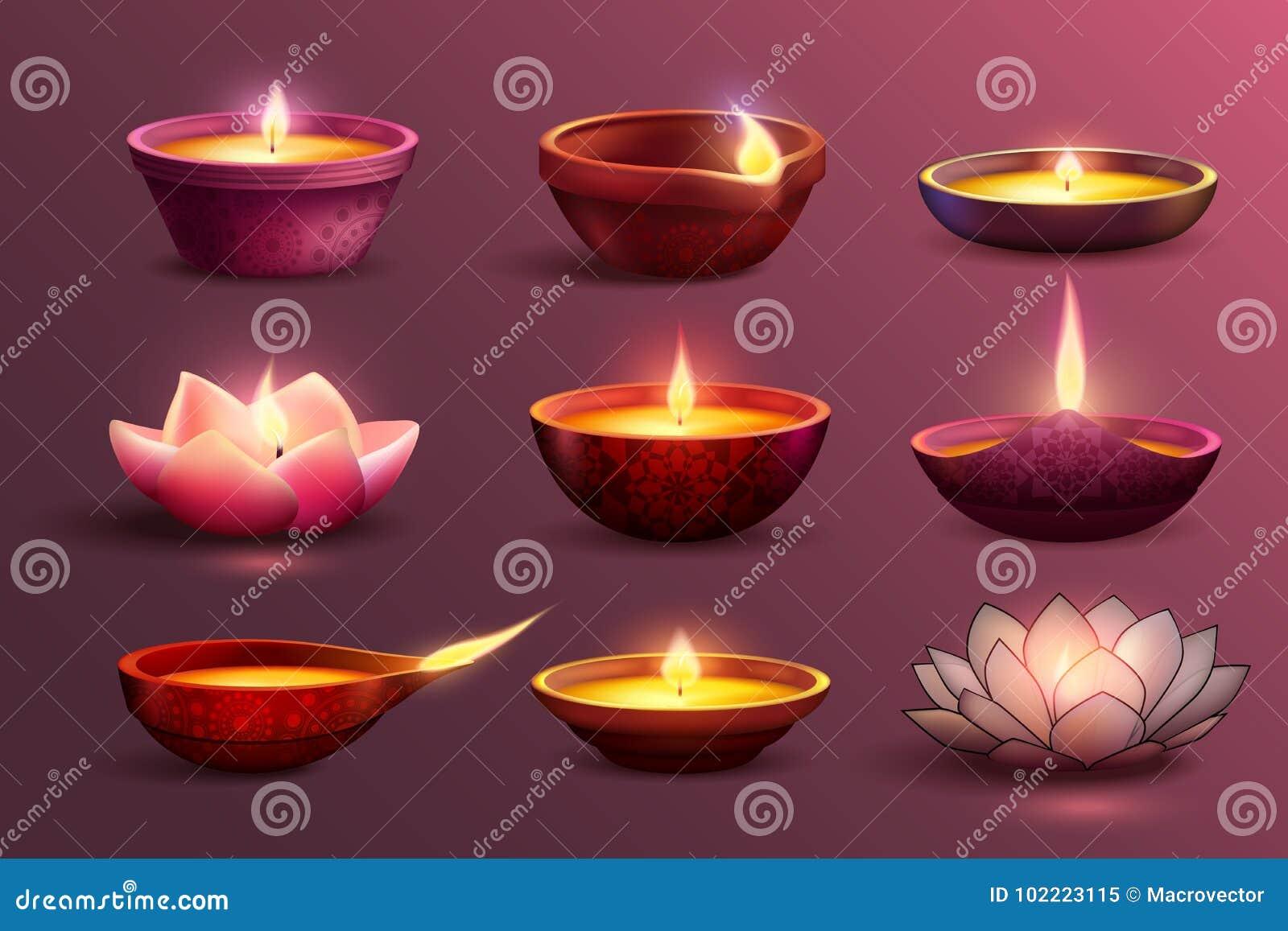 被设置的屠妖节欢乐蜡烛