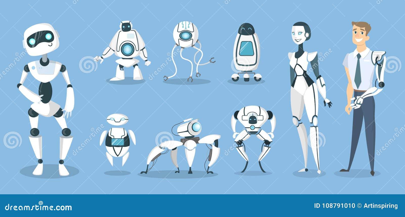 被设置的未来机器人