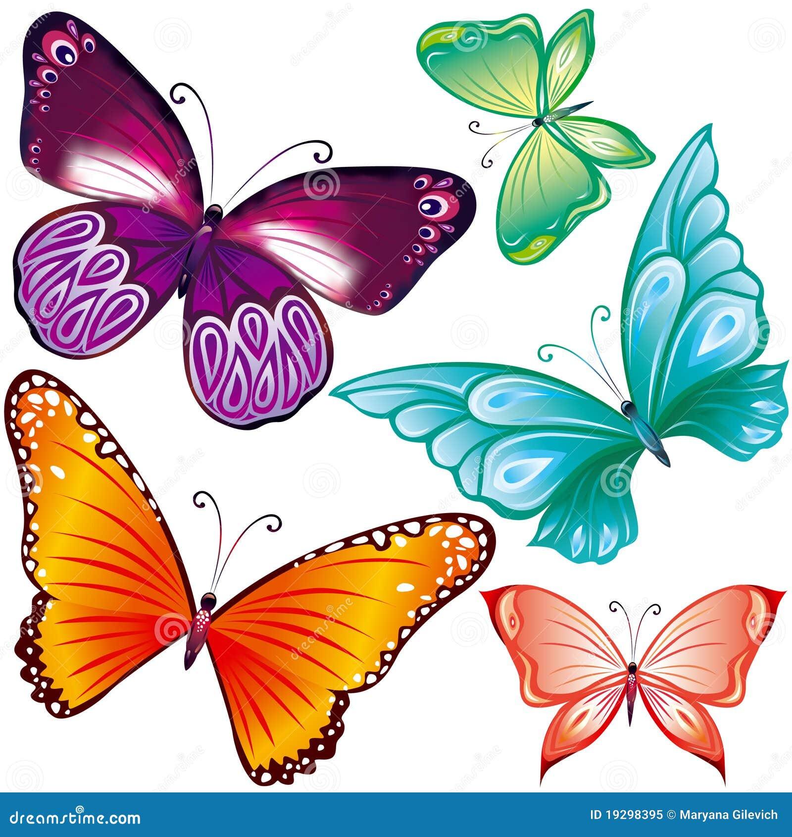 被设置的蝴蝶