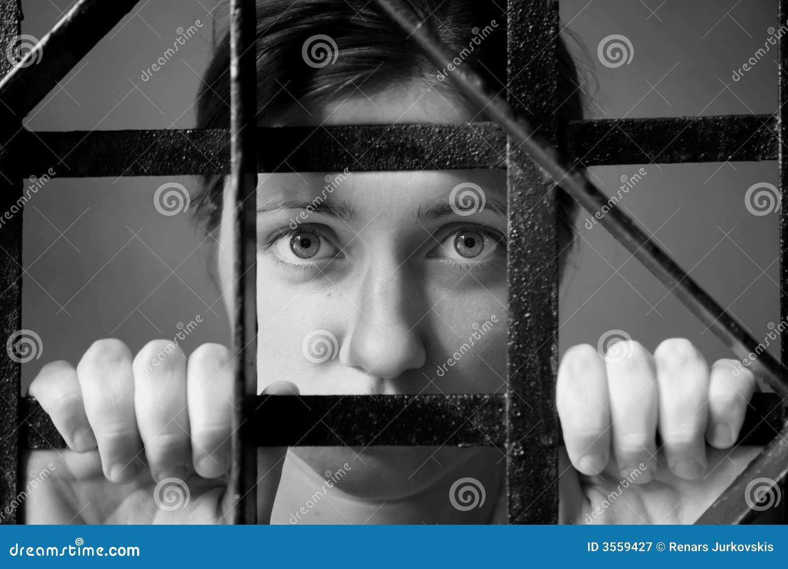 被锁定的笼子