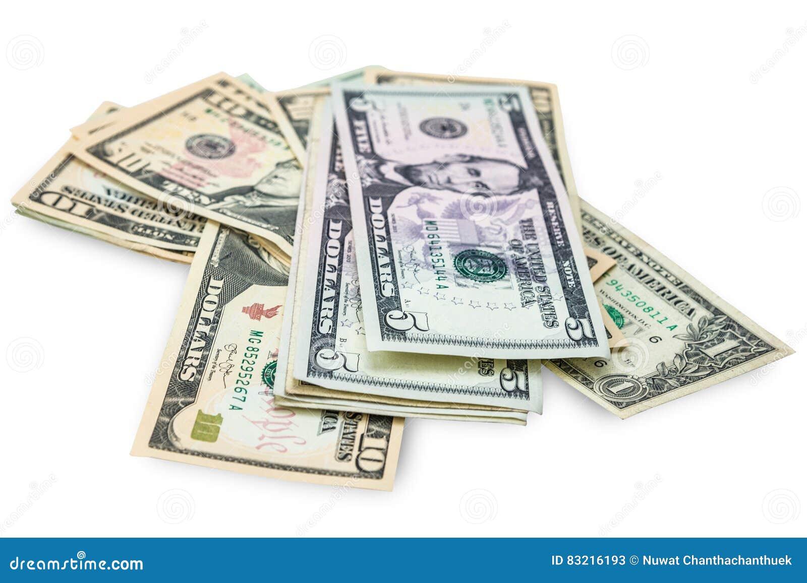 被隔绝的美元