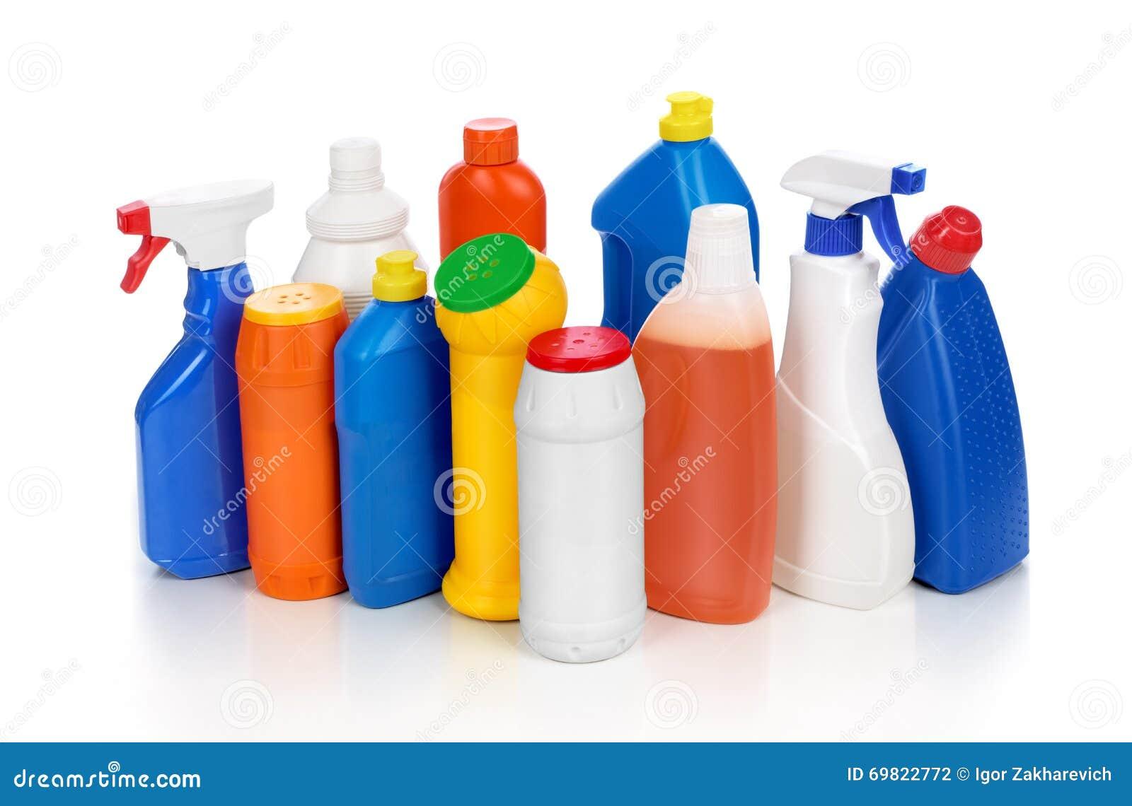 装瓶洗涤剂塑料