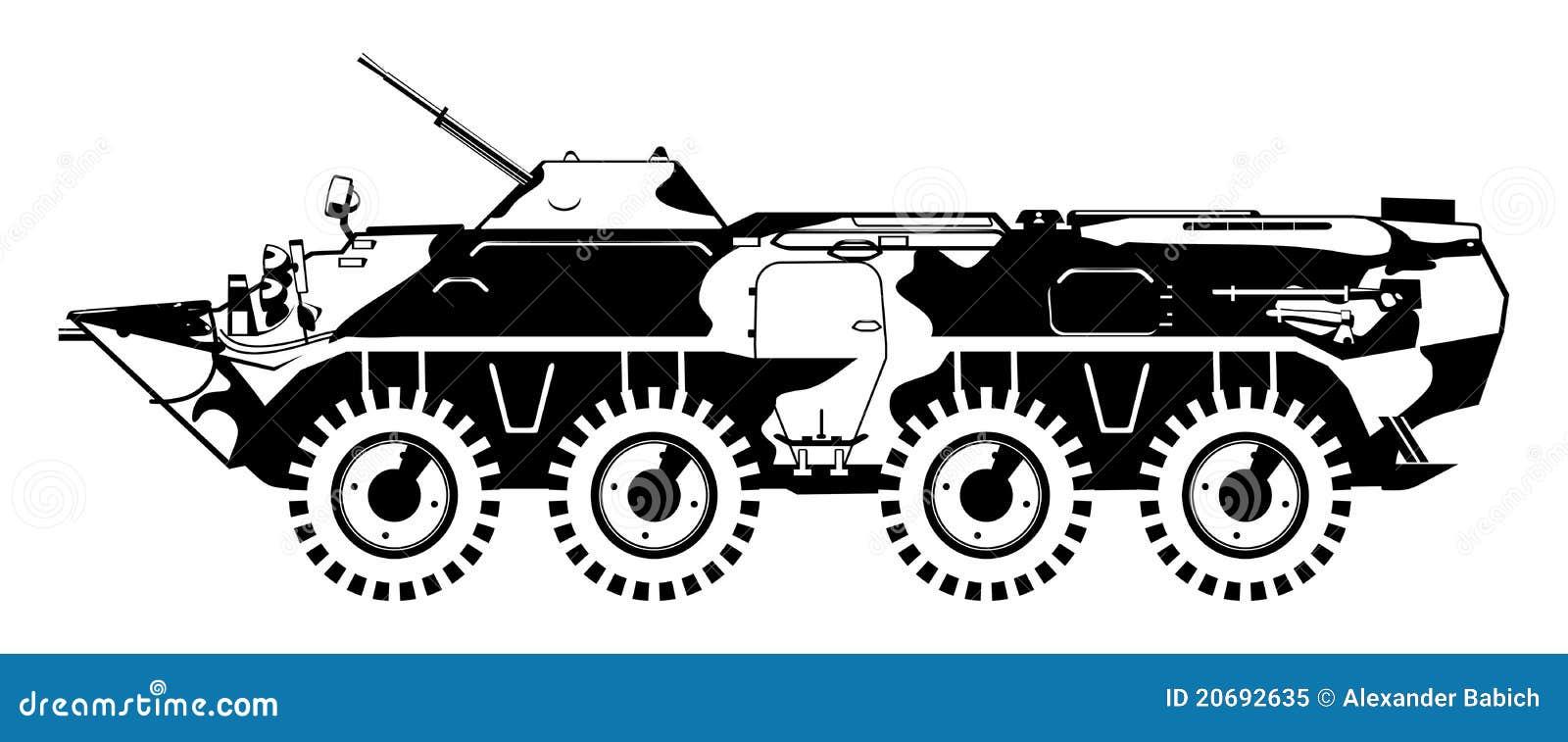 装甲的承运人队伍