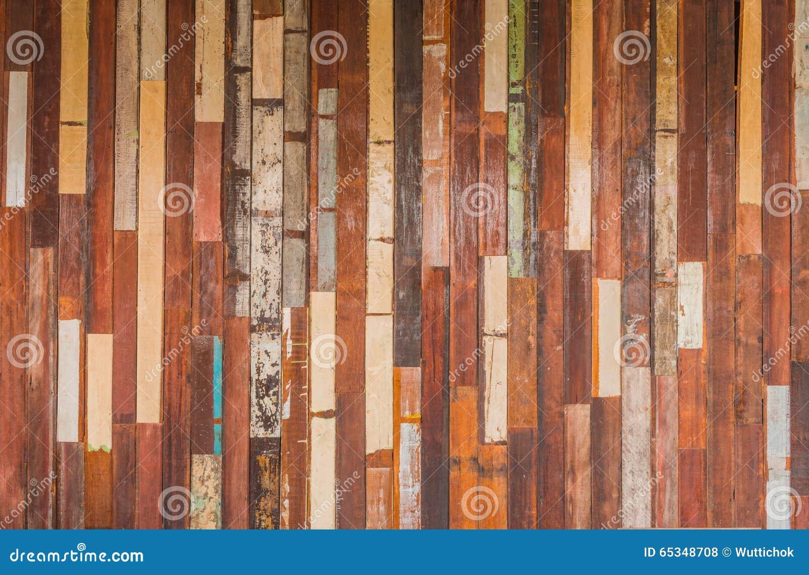 装饰老木墙壁条纹纹理