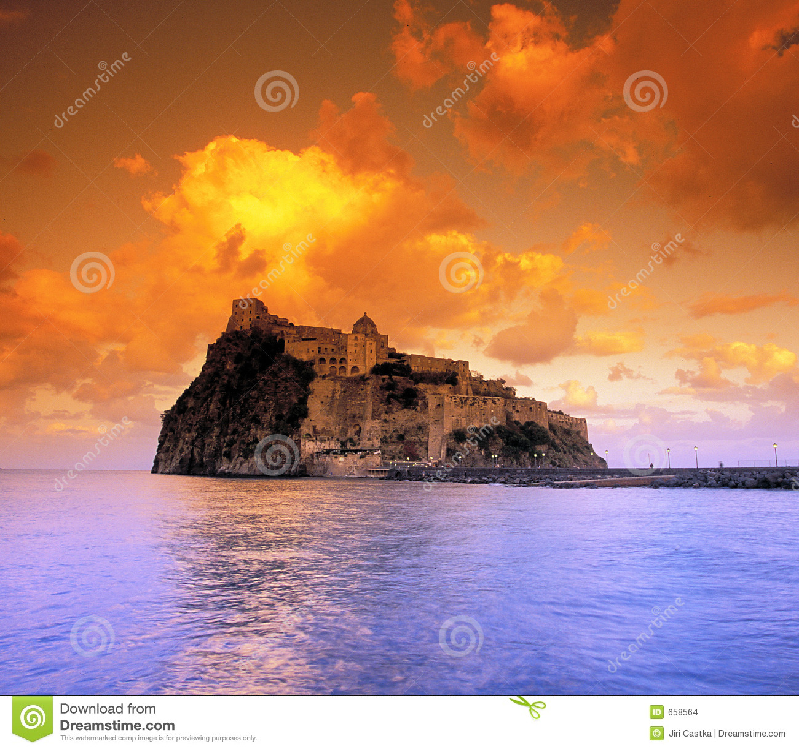 西班牙北部城堡