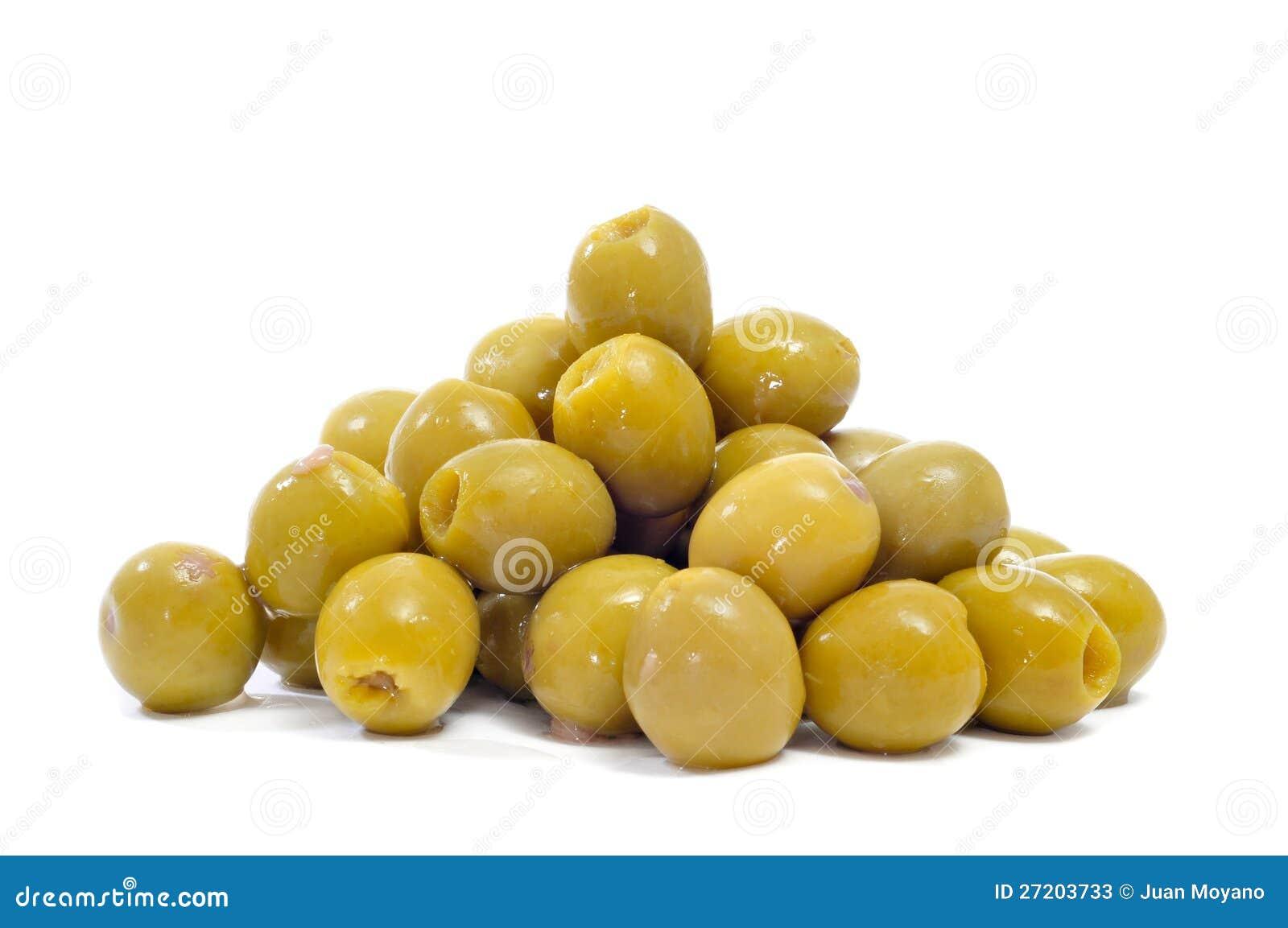 西班牙挖坑的橄榄