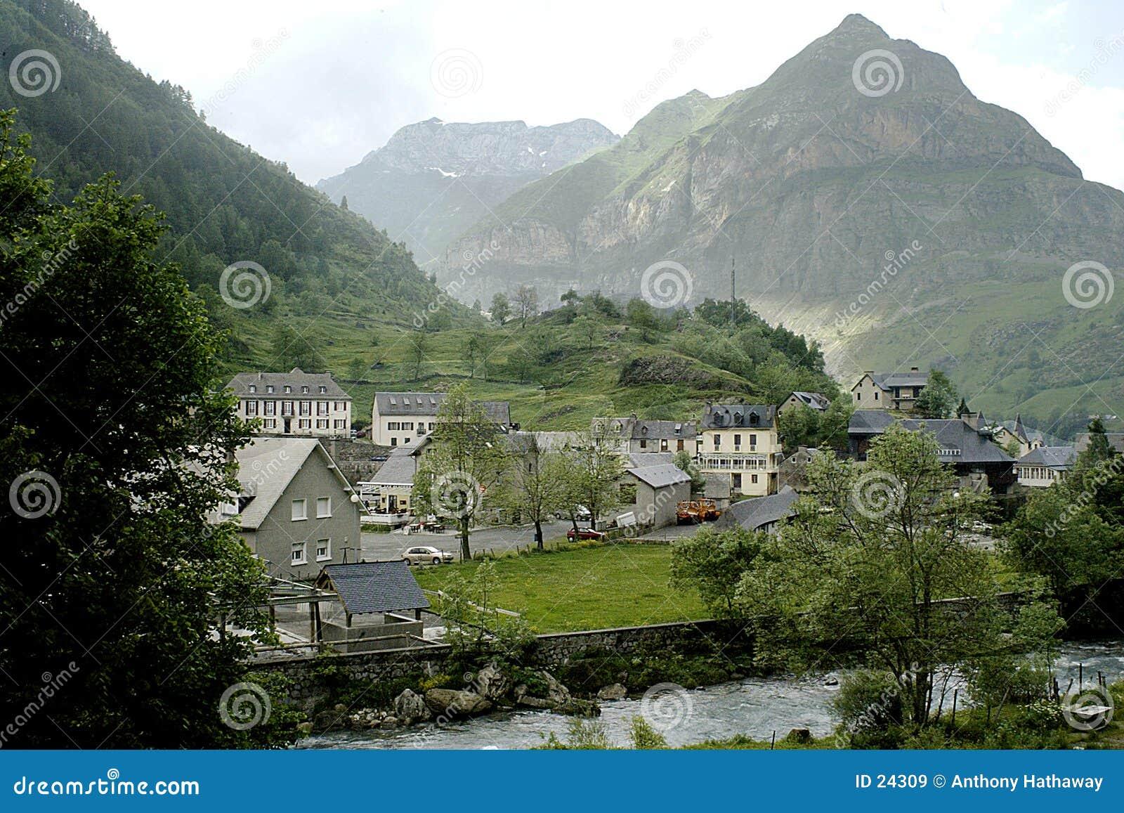 西班牙村庄