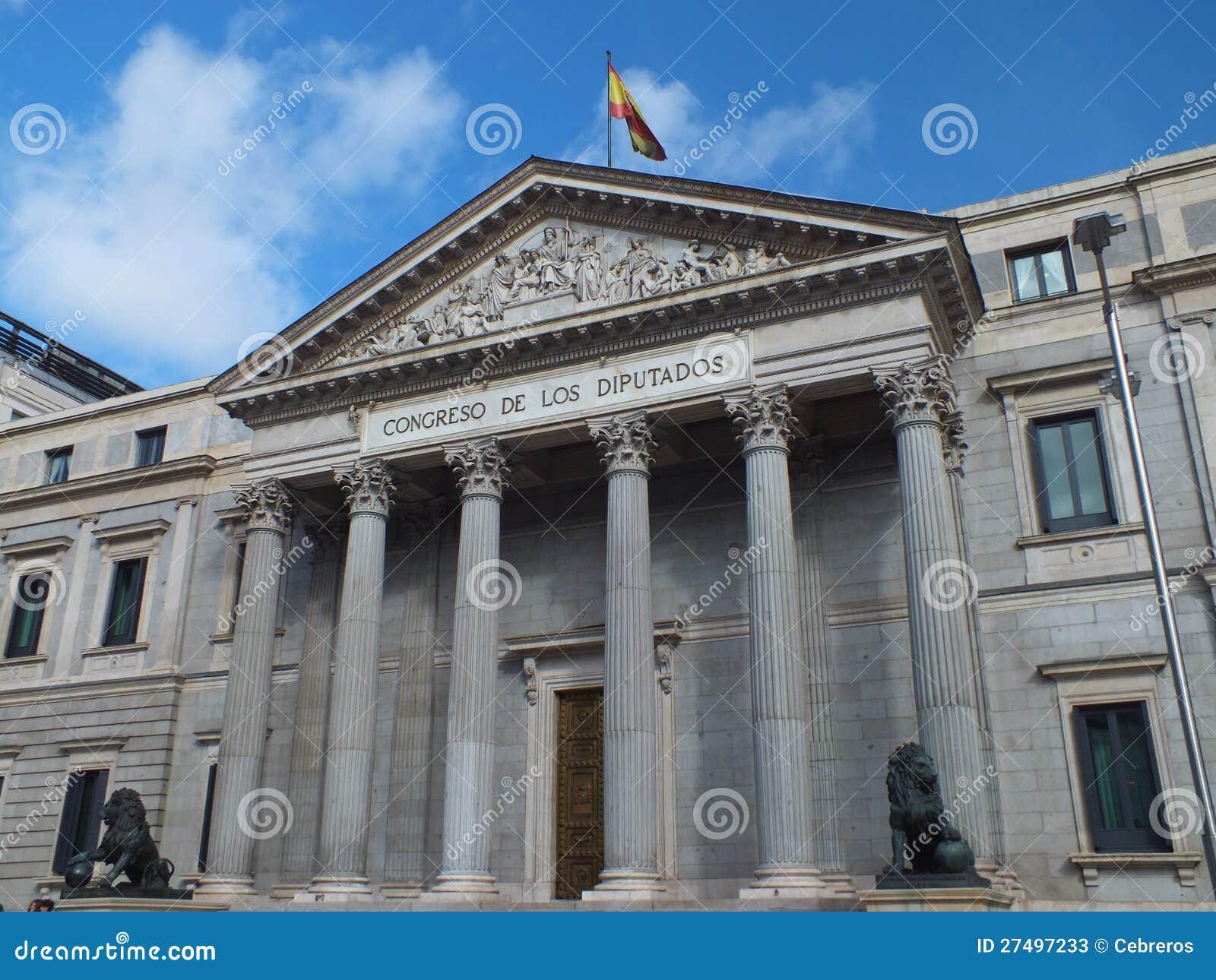西班牙的议会